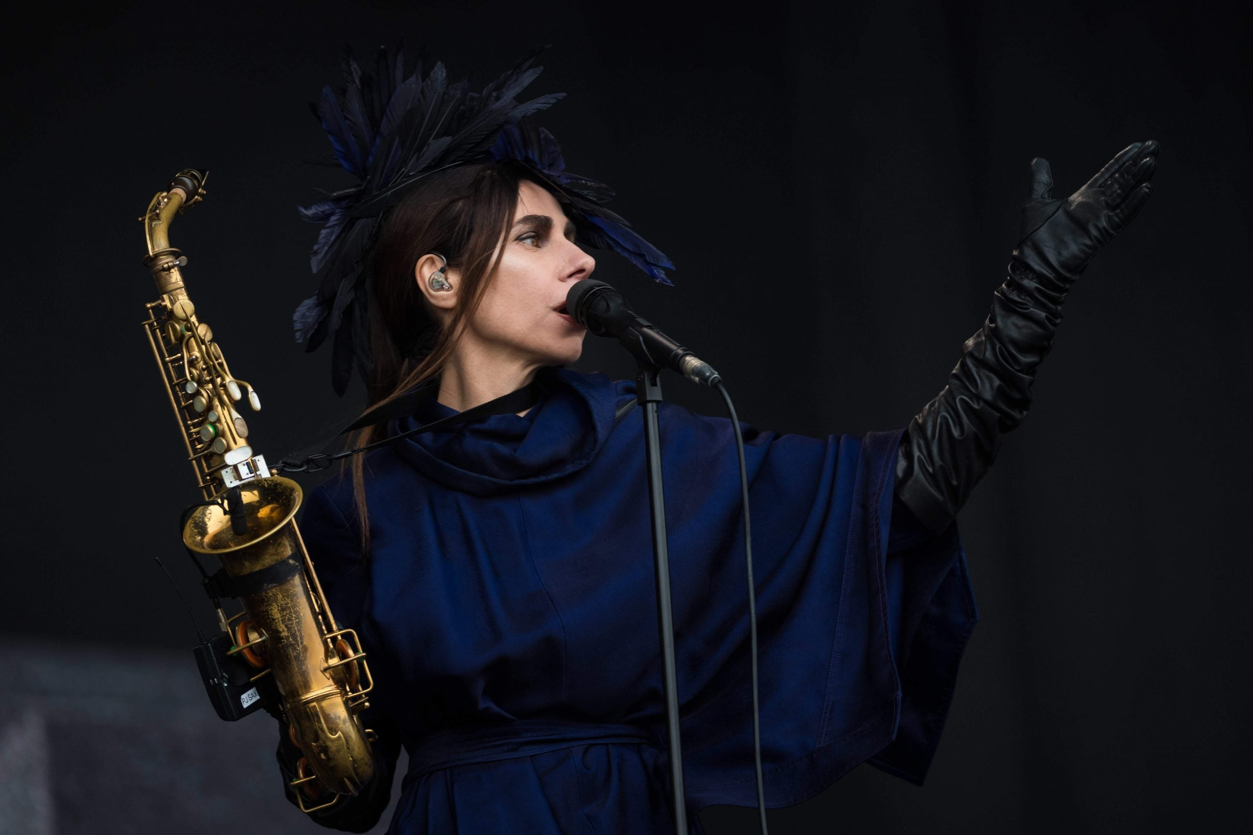 """Emily Berry on To Bring You My Love by PJ Harvey: """"It speaks to your shipwrecked feelings"""""""