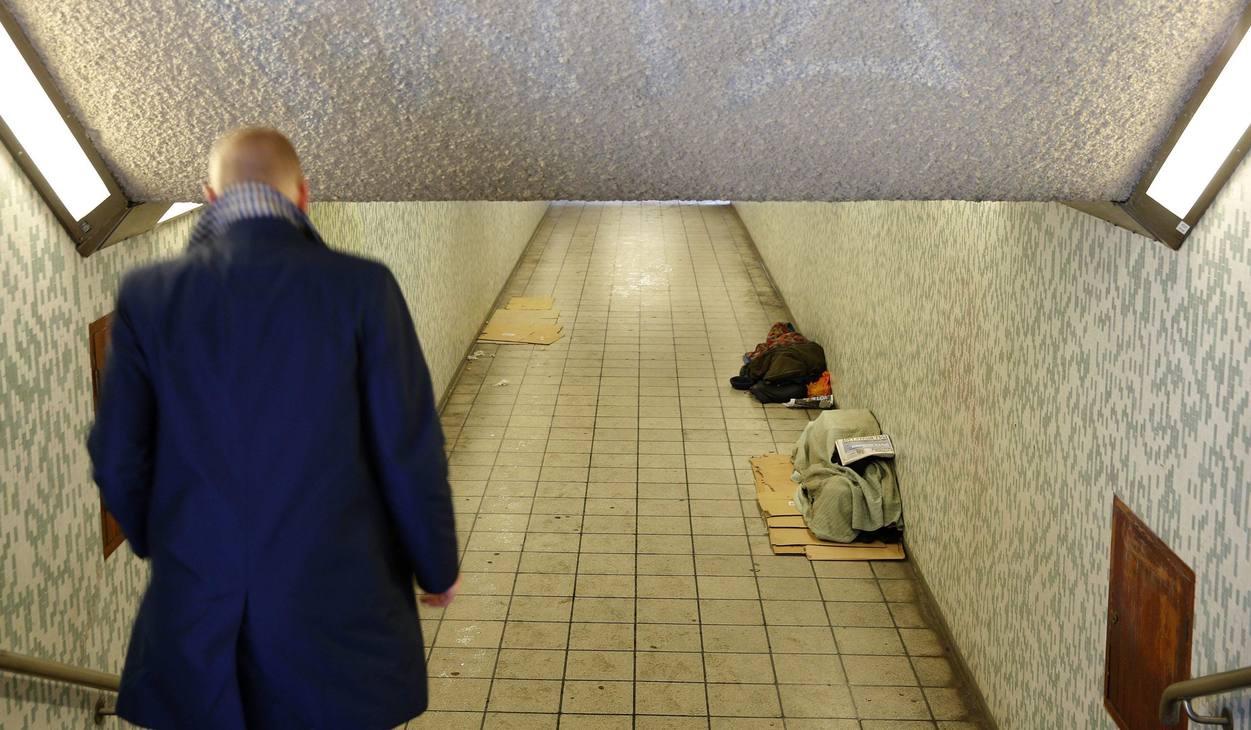 Britain is heading for a homelessness crisis - how to stop it