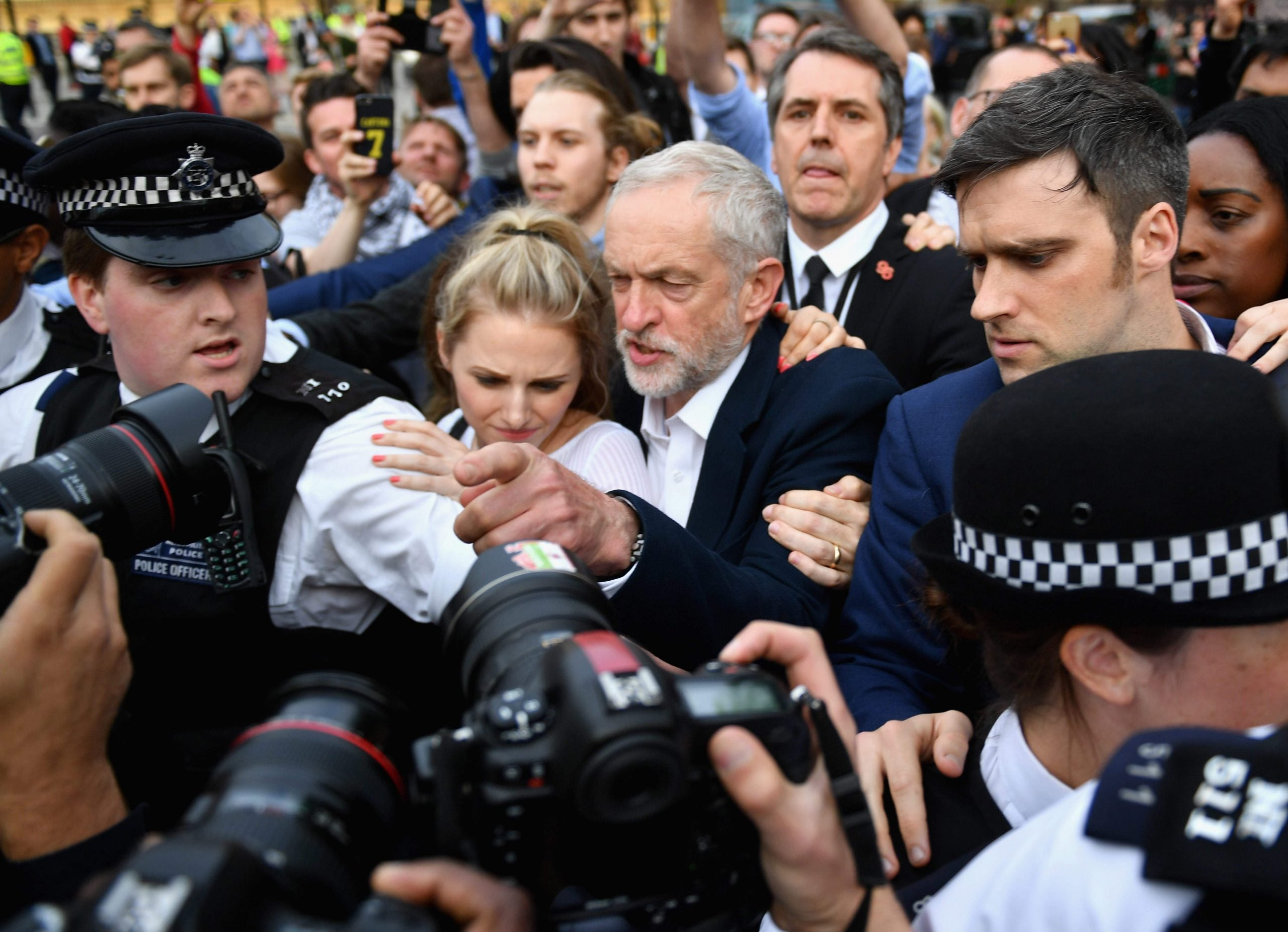 It is time for the hard truth about Jeremy Corbyn and the company he keeps