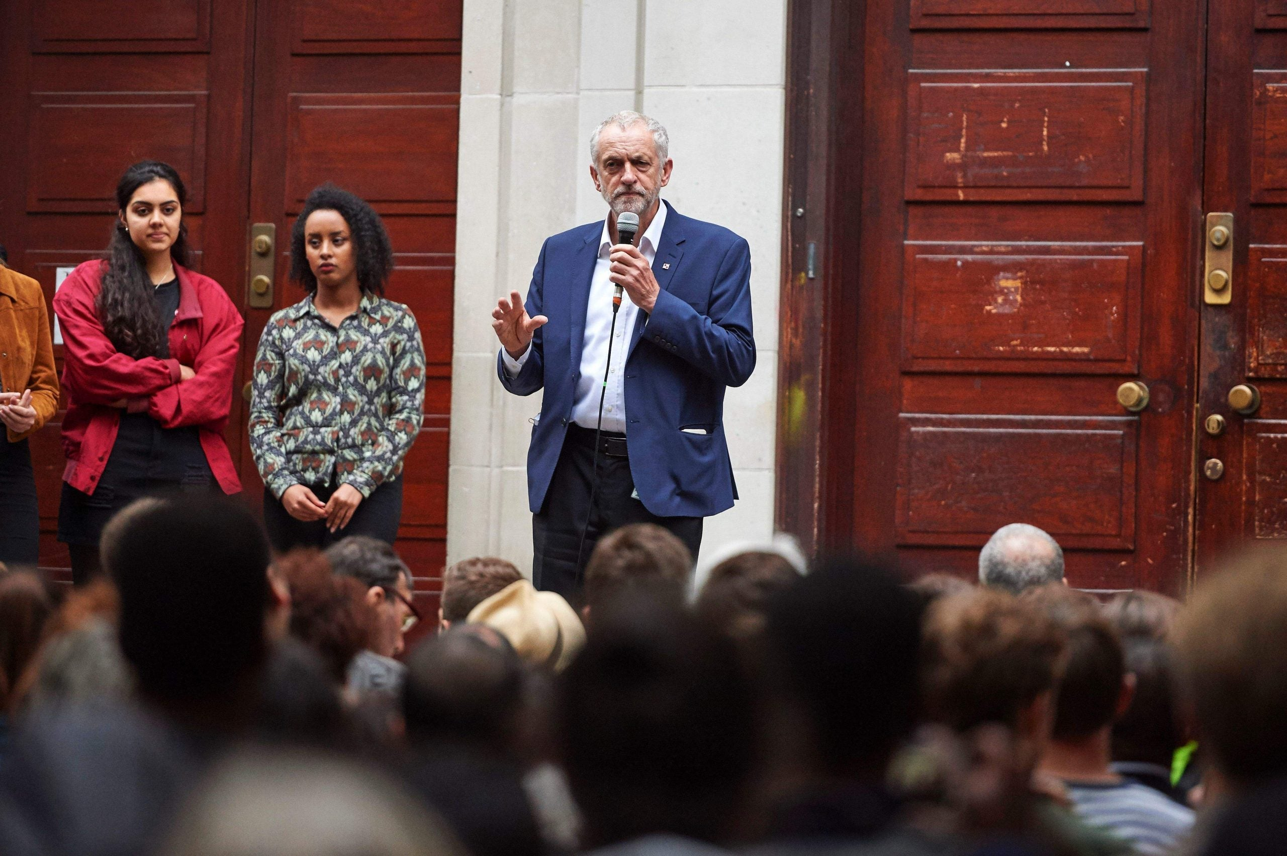 Jeremy Corbyn's allies believe they'll win again because their opponents haven't learned from defeat