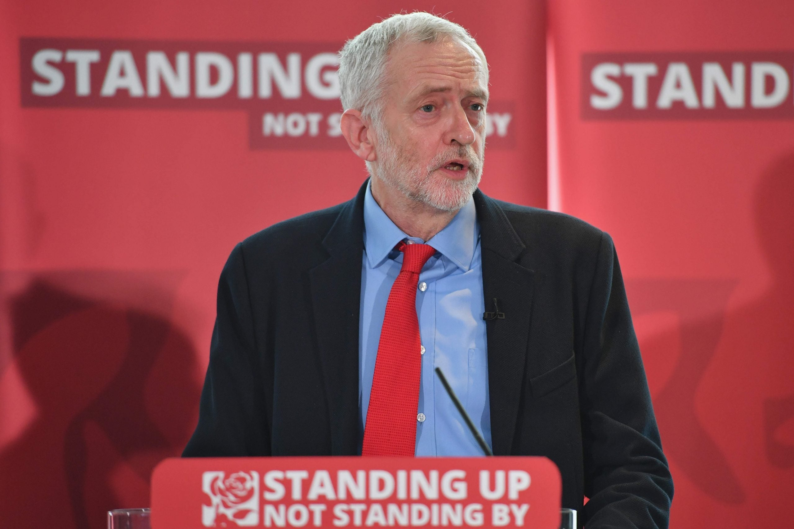To speak for Britain, Labour must first tackle the anti-Semitism within its ranks