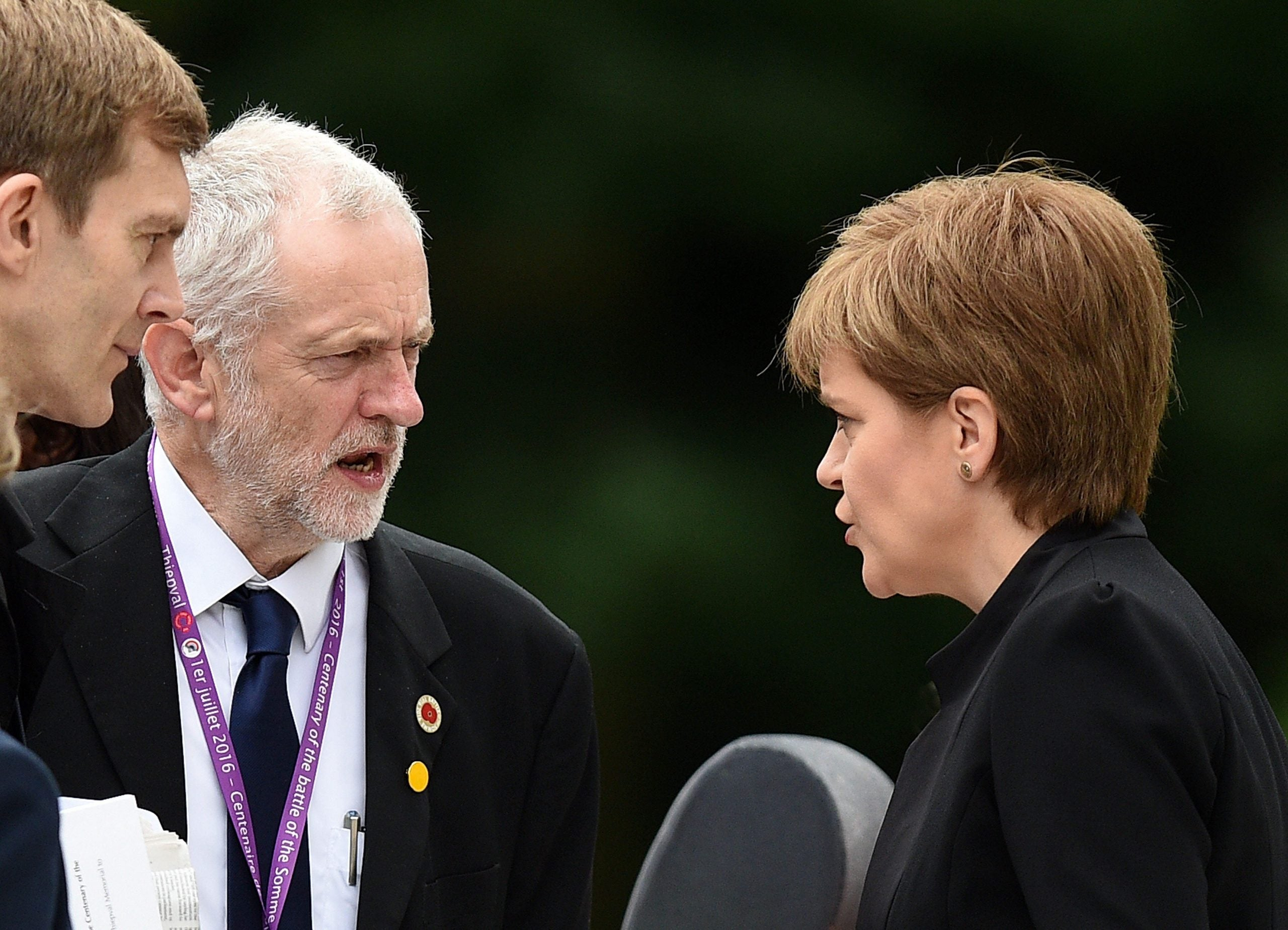 A Labour SNP progressive alliance is the only way to kick out the Tories