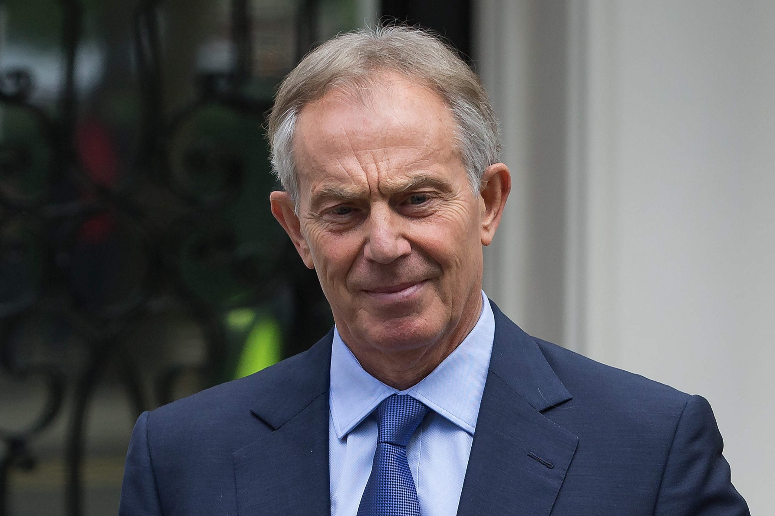 Like it or not, Tony Blair is giving a voice to the 48 per cent