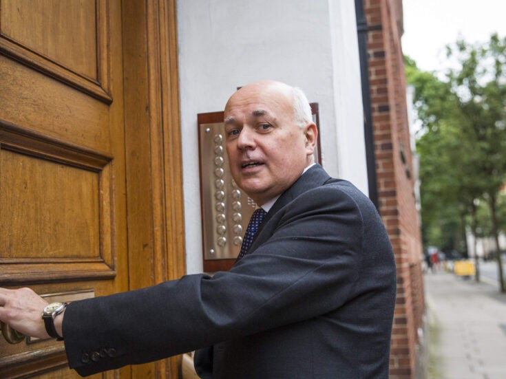 Commons Confidential: IDS's summer spat