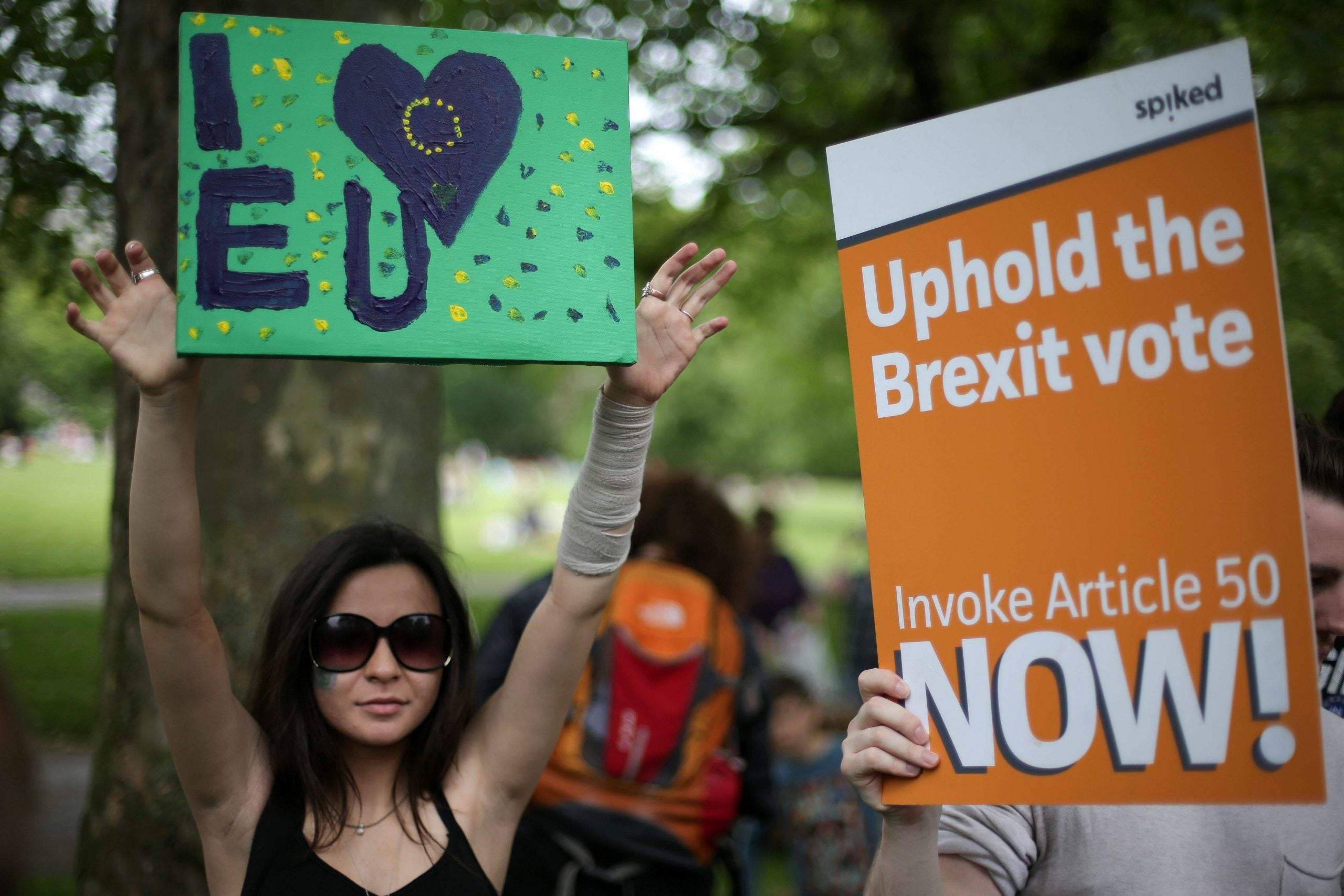 One cheer for democracy, why I'm sceptical about Brexit's hate crimes – and chaos at the pub