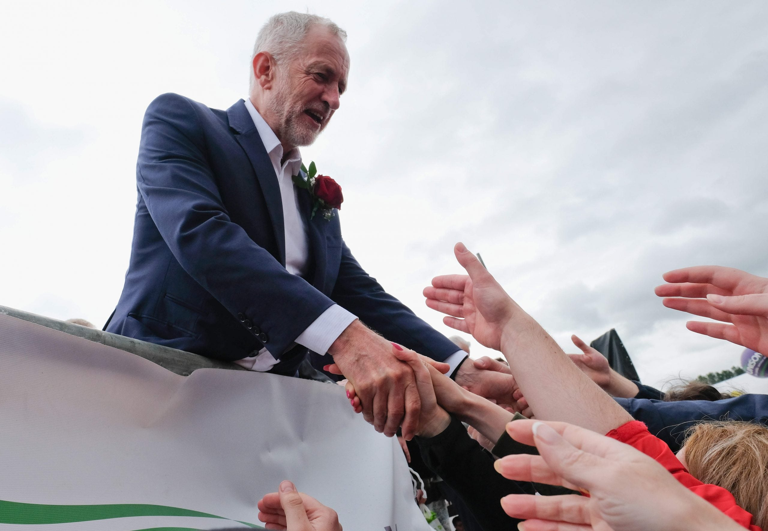 With Theresa May in charge, Labour needs Jeremy Corbyn more than ever