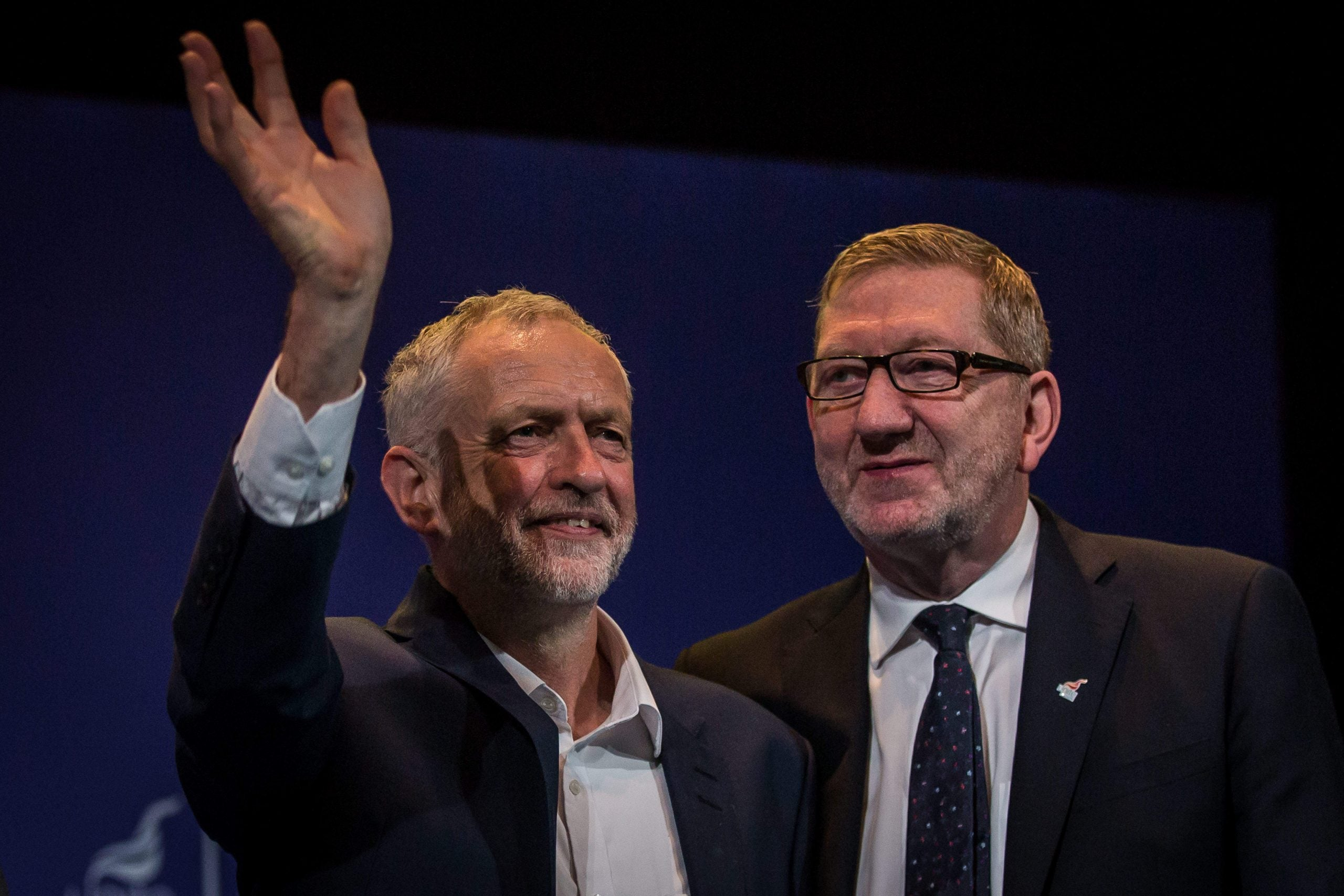 Len McCluskey: Remainers need to calm down and back Corbyn