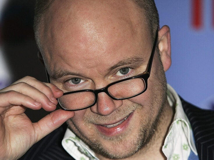 Toby Young's father complex: the adolescent rebellion that never ended