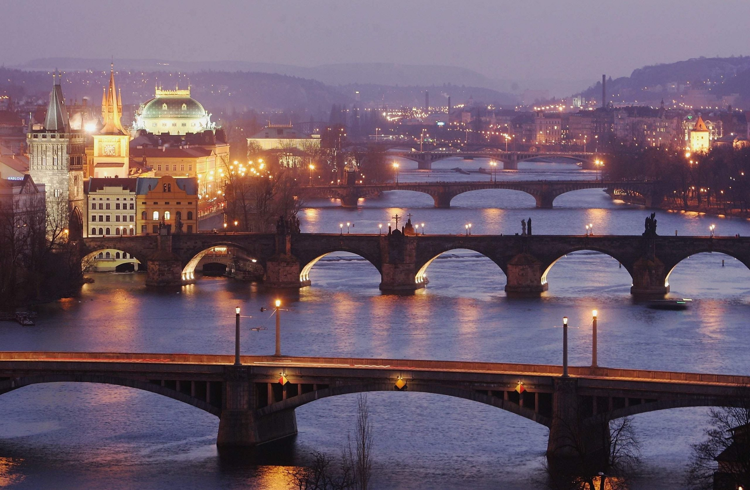 Returning to Prague, a brush with Nazi history and the rise of Czech populism