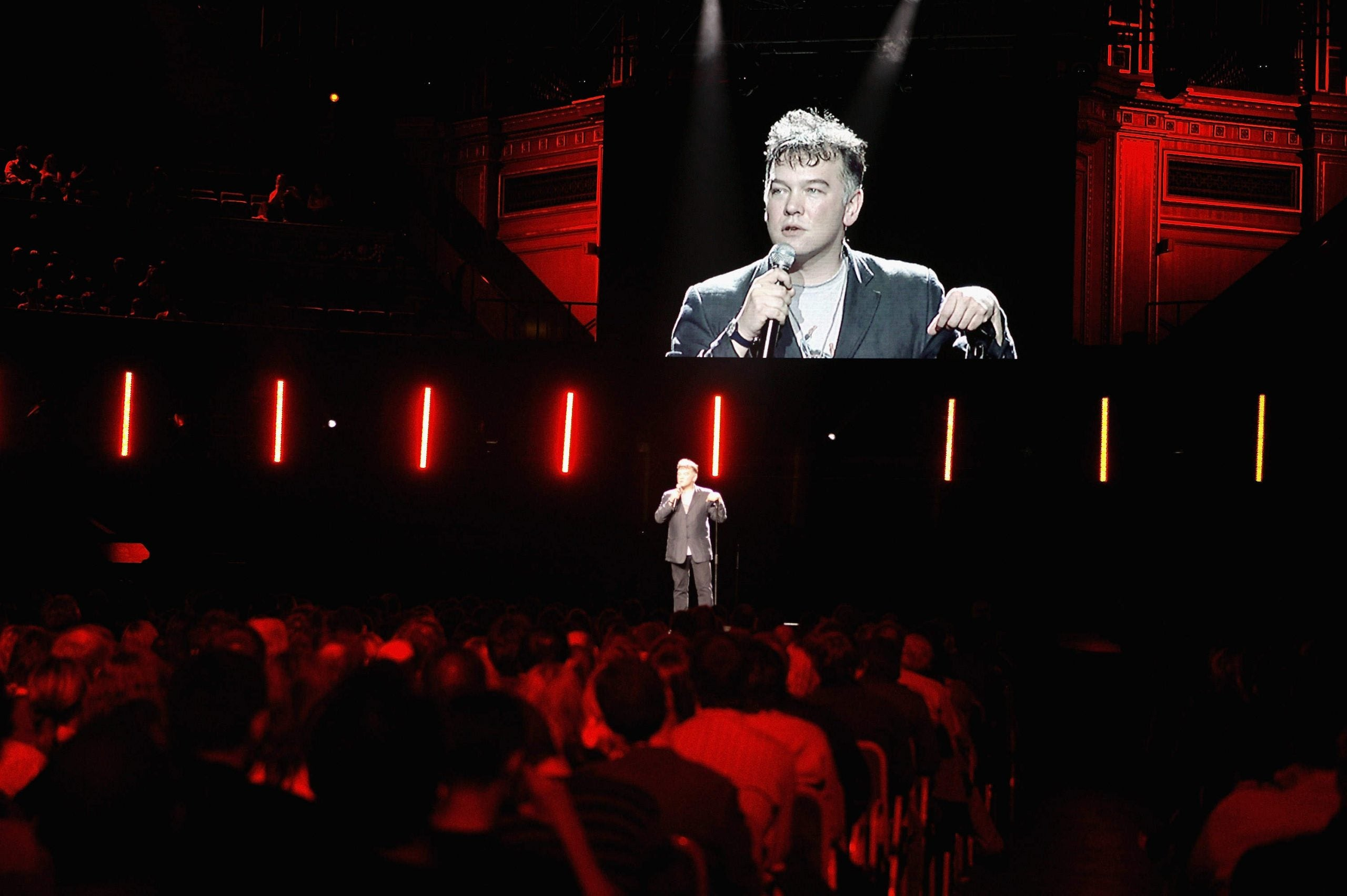 Most performers want their audiences to like them. I just want to be Stewart Lee