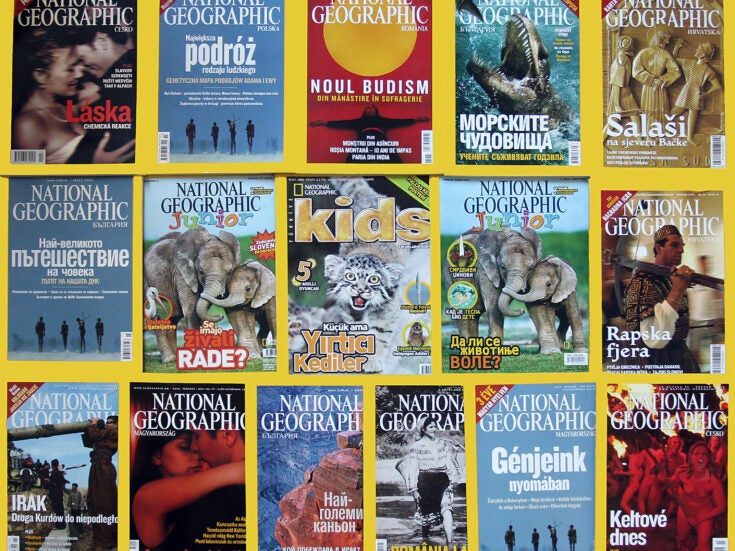 National Geographic admits to historic racism – but modern magazines are racist too