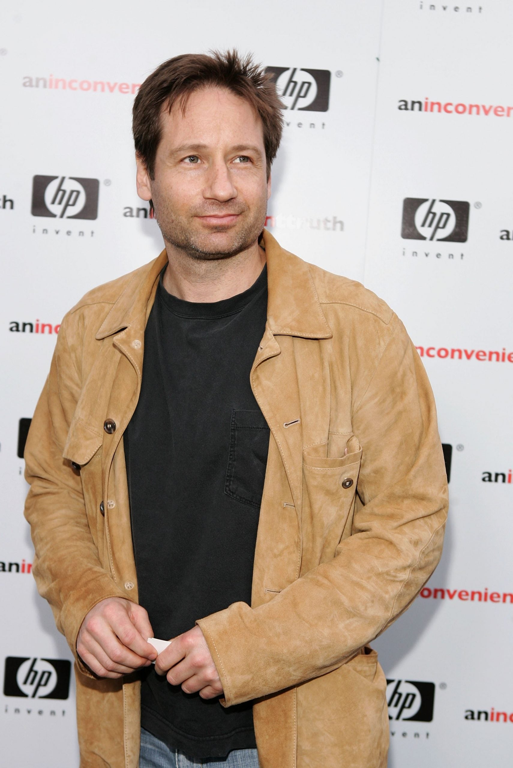 Watching Agent Mulder busting Eighties rock moves, I'm struck by a strange sense of sincerity