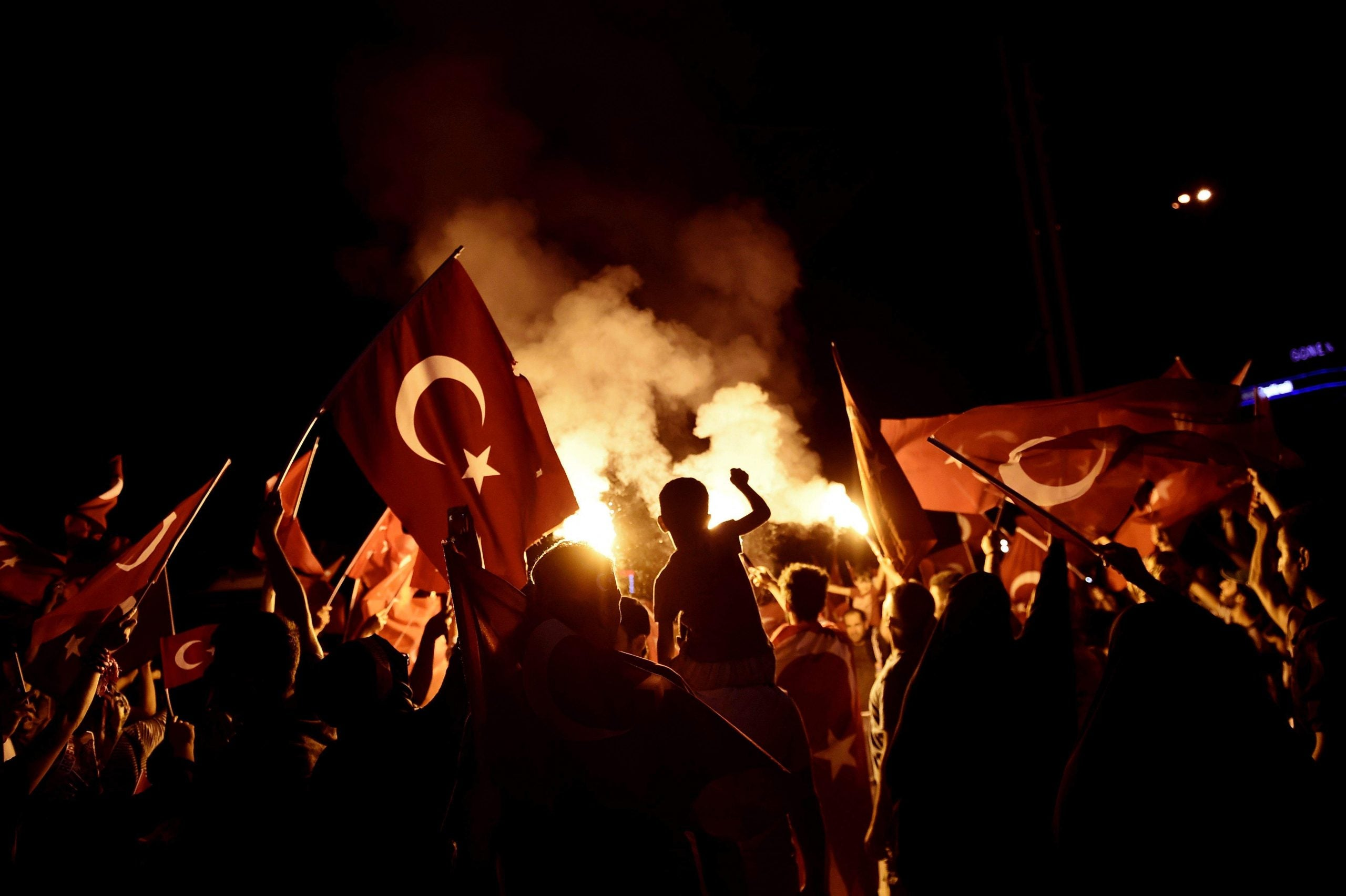 A year after the failed coup in Turkey, the purge goes on