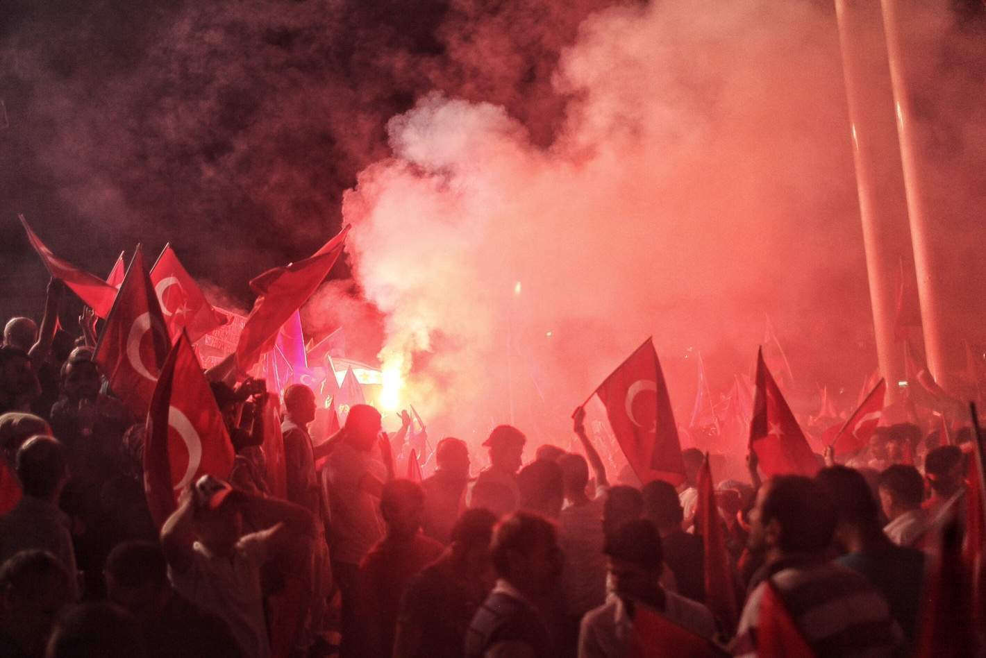 Turkey's failed coup: President Erdoğan unleashes his political foot soldiers
