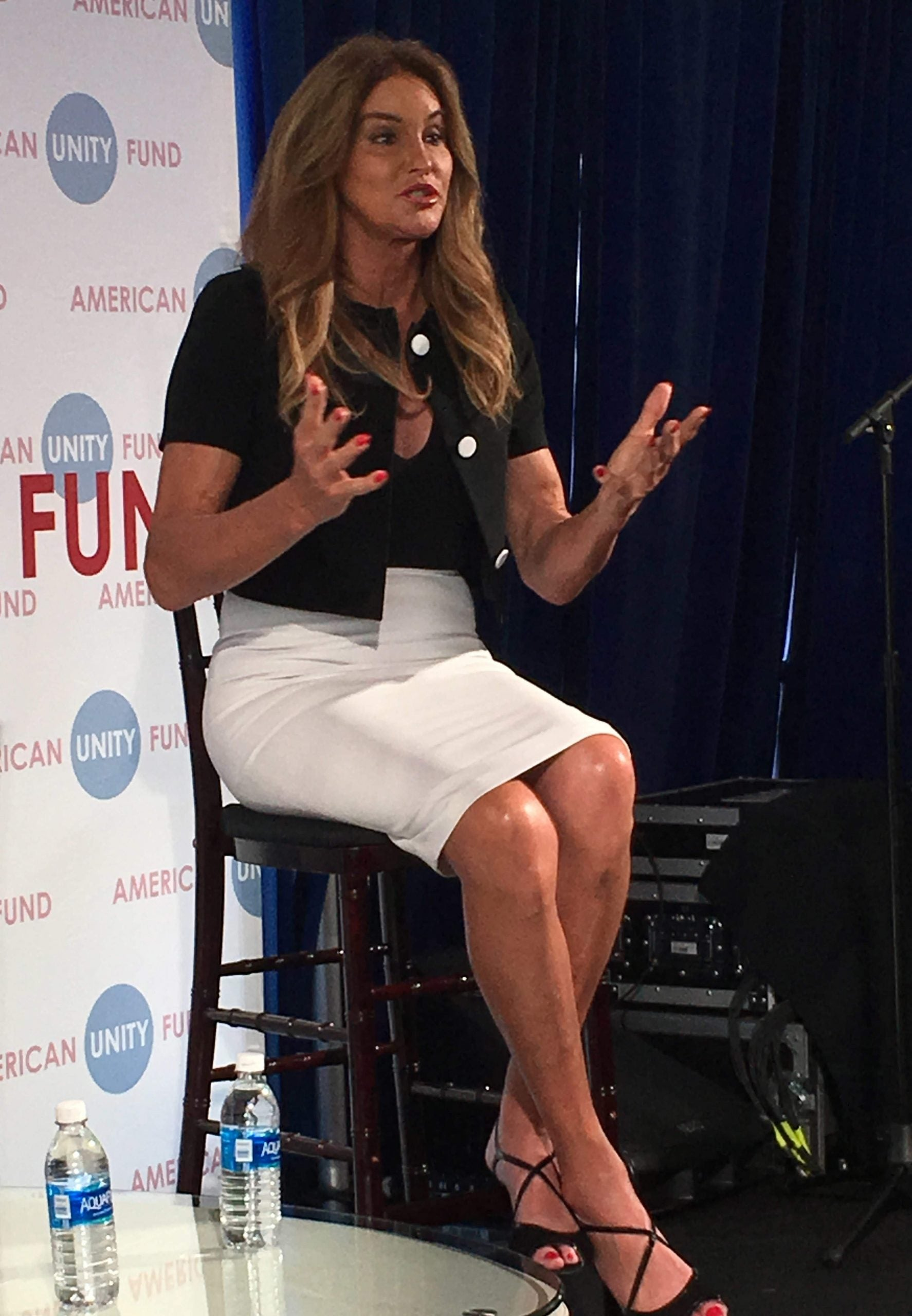 """Caitlyn Jenner: """"It was easy to come out as trans. It was harder to come out as Republican"""""""