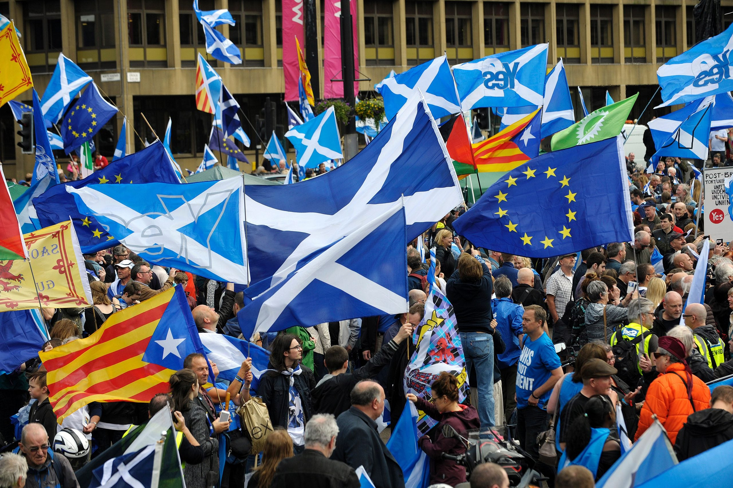 Spain's intervention is a reminder Scottish independence could work nicely for the EU