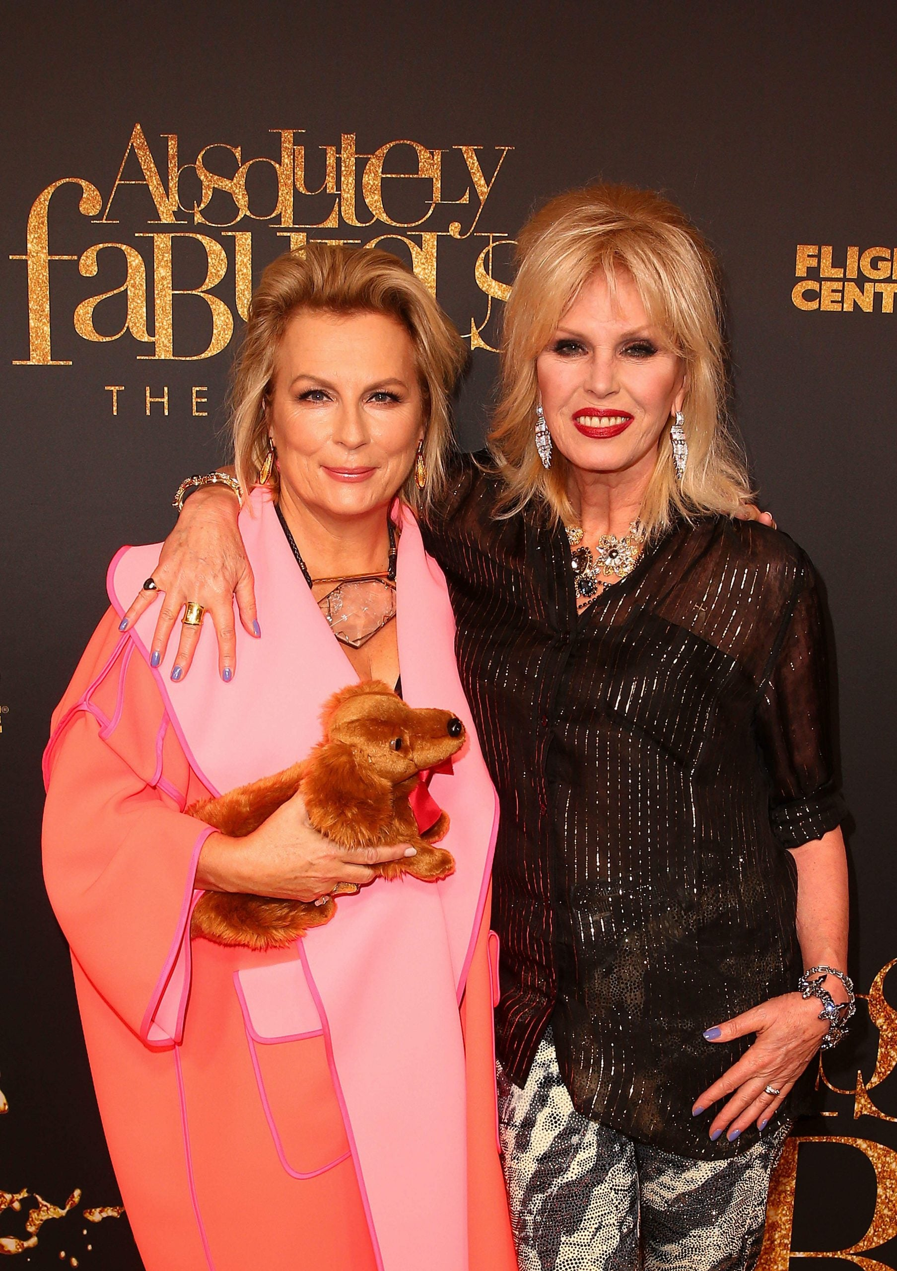 Absolutely Fabulous will show future generations how fun life was before Brexit