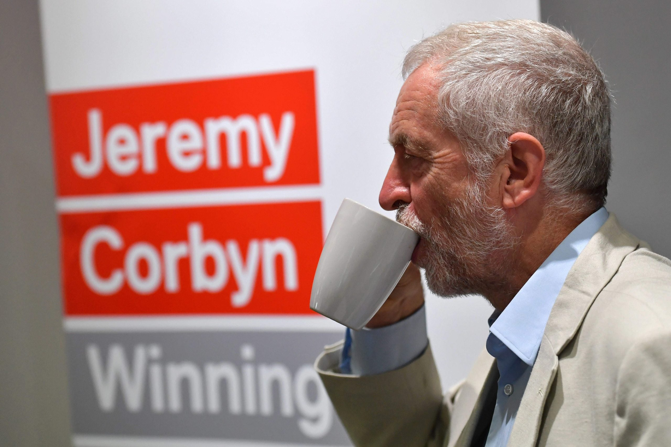 Jeremy Corbyn's re-election would give the Labour left a chance to assure its supremacy