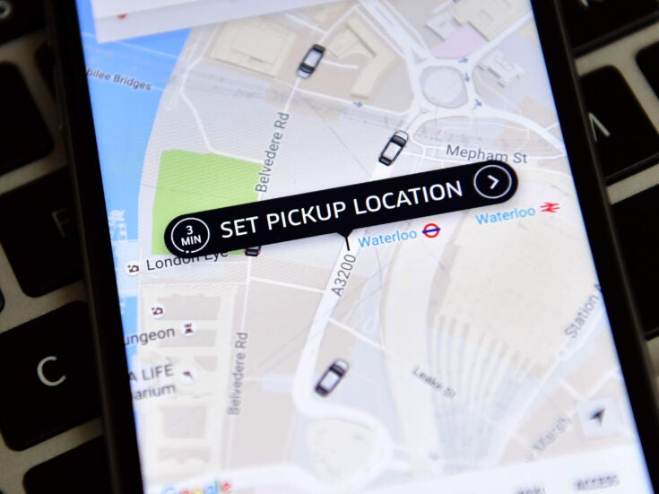"""""""I got out and ran"""": with one attack a week in London, is using Uber safe for women?"""