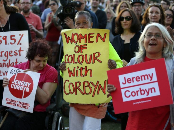 """A Labour BAME discount is no """"racial surcharge"""" – it's the start of a more inclusive party"""
