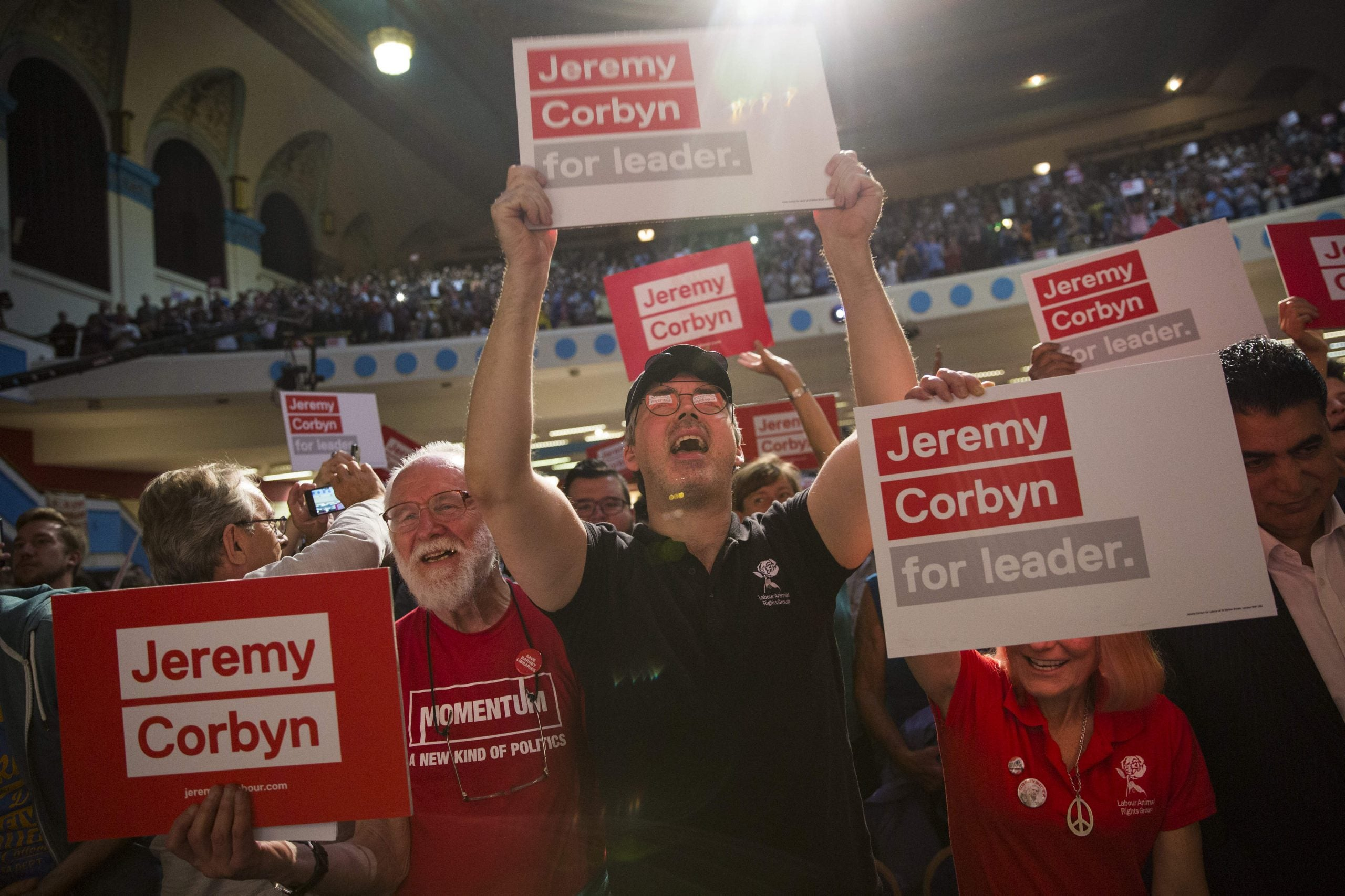 Corbynism isn't a social movement and Labour shouldn't be one