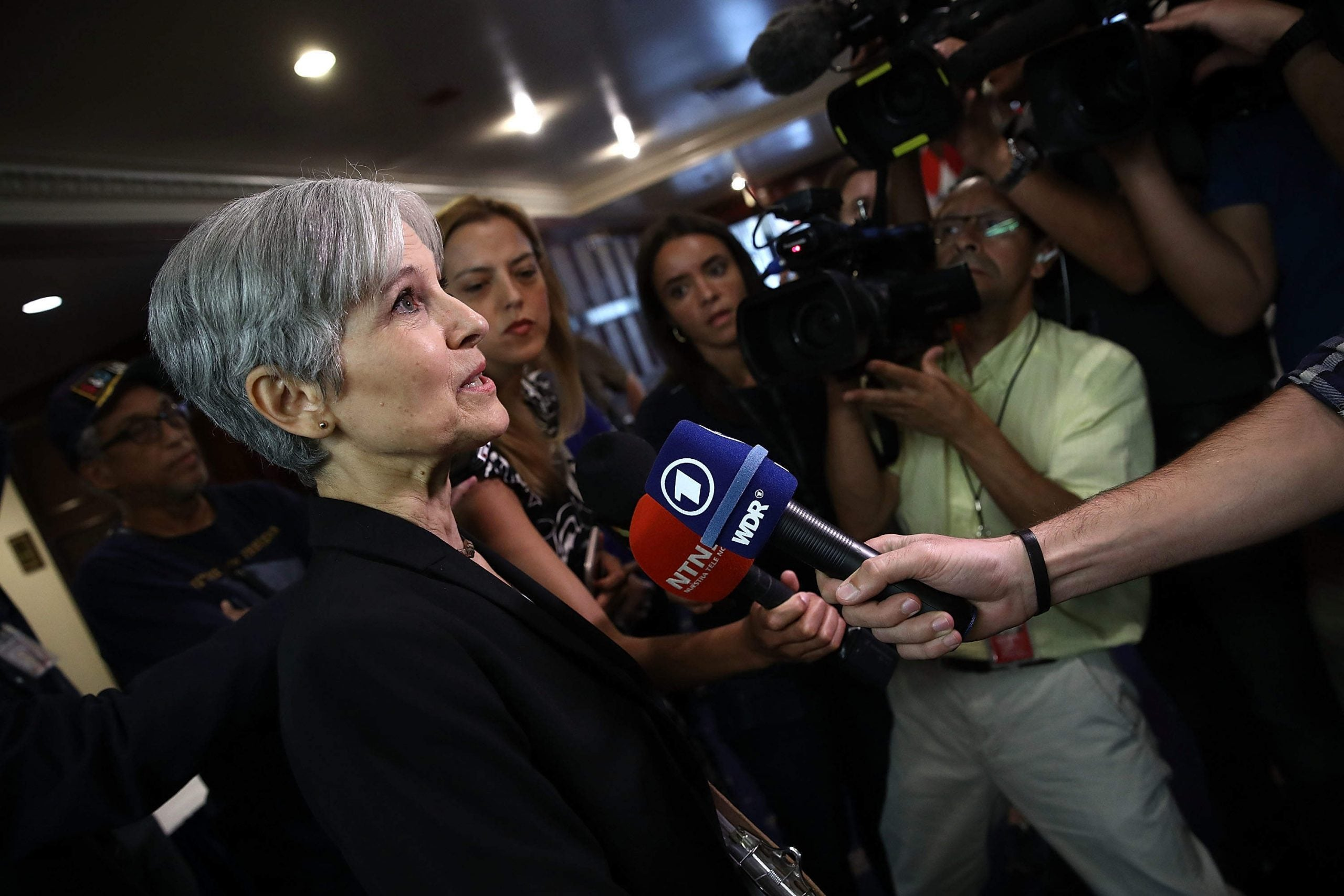 Jill Stein's call for a recount of the US election result is a public service – but is it possible?
