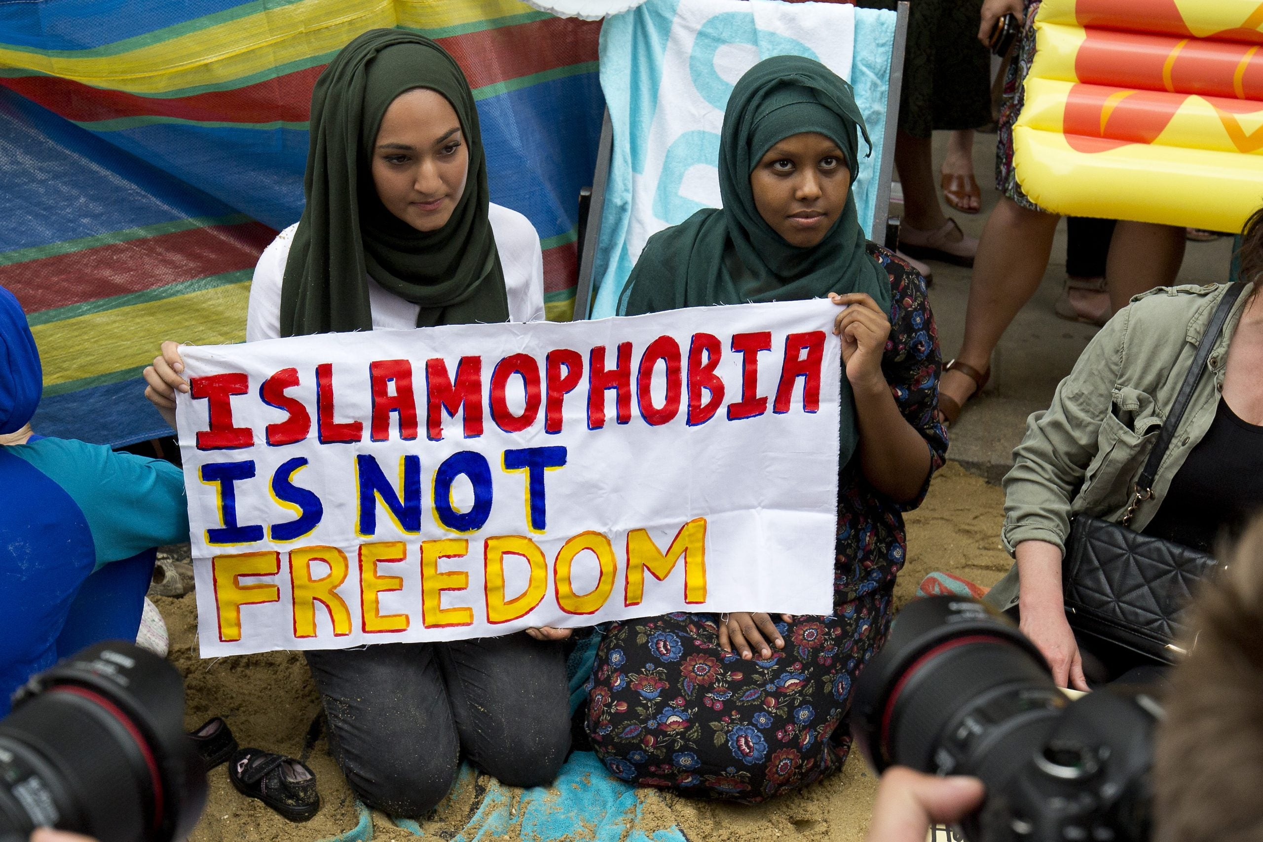 The Conservative party has an institutional Islamophobia problem