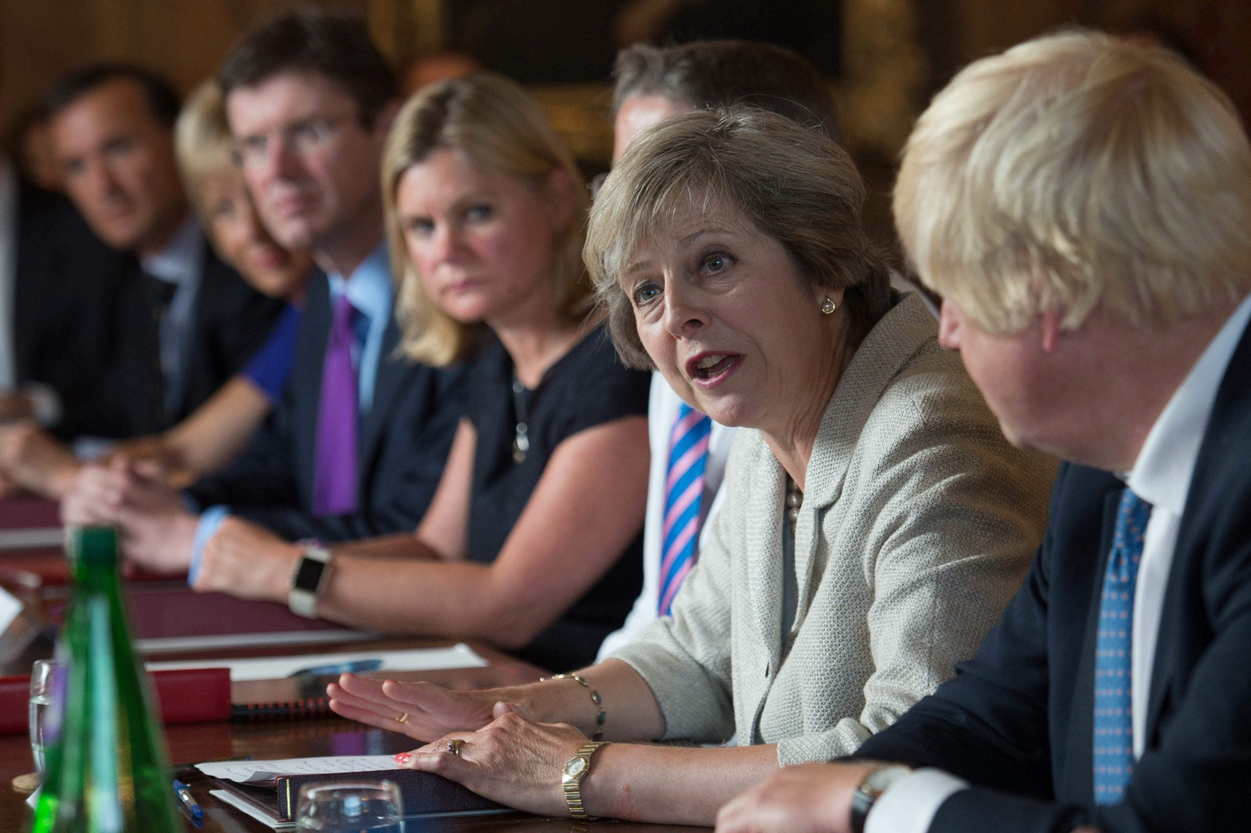 Theresa May means what she says, which is why there will be no early general election