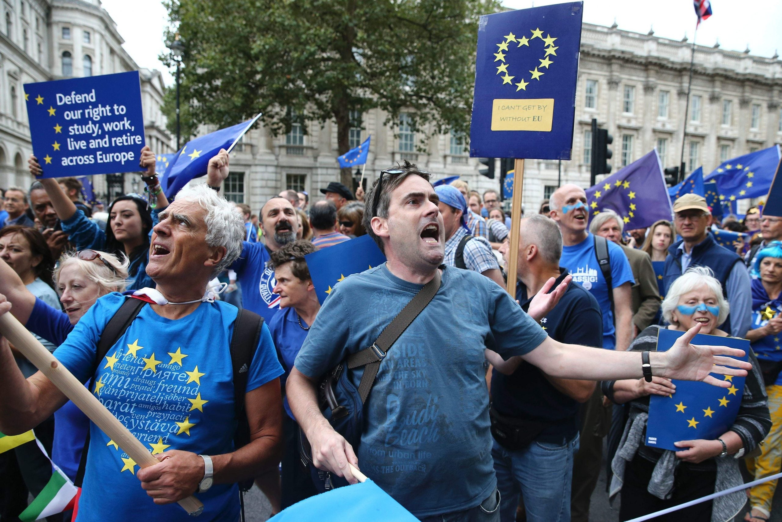 Leavers and Remainers can unite on this: EU nationals have a right to remain here