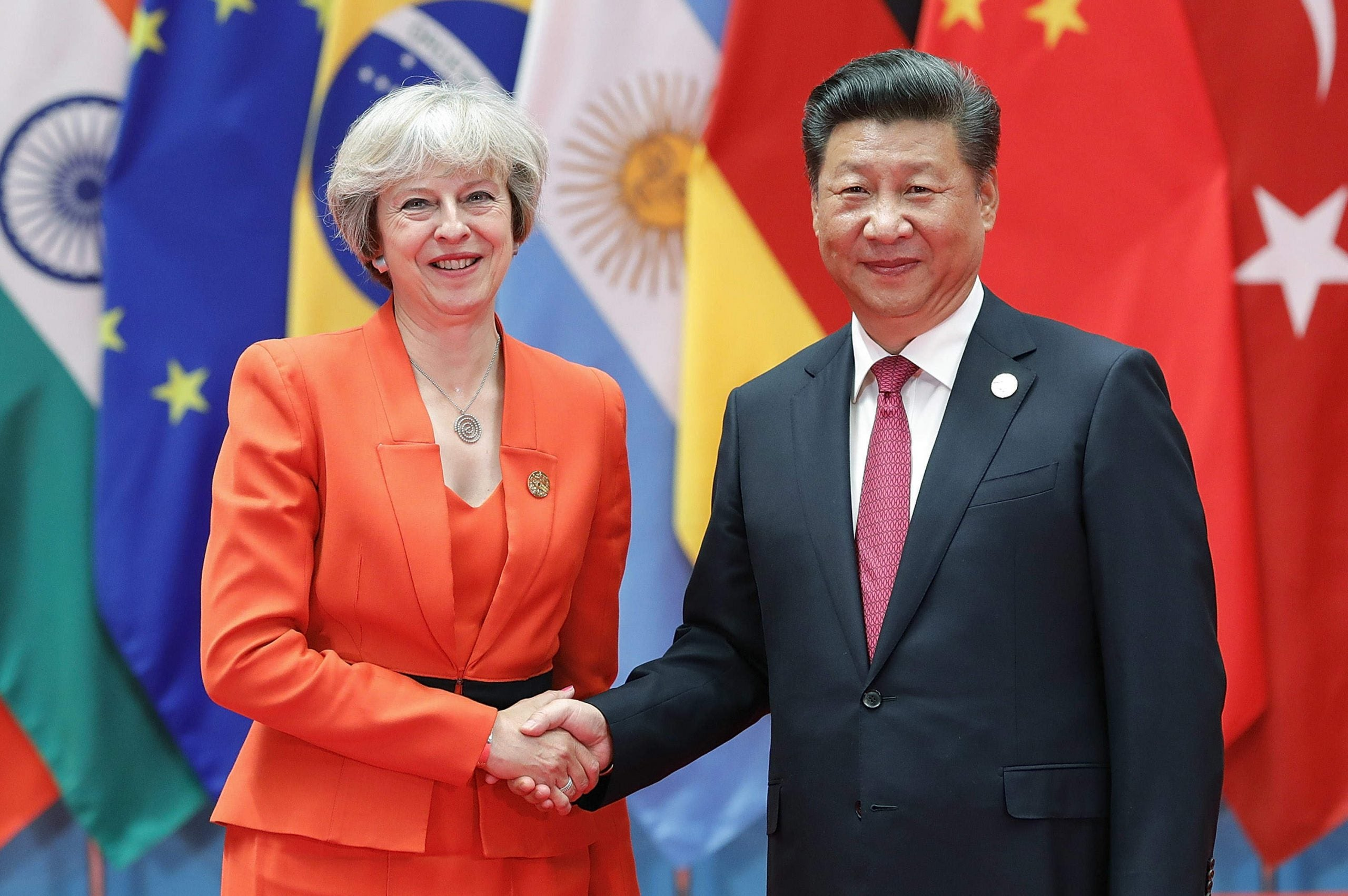 Could China be the new best friend for a post-Brexit Britain?