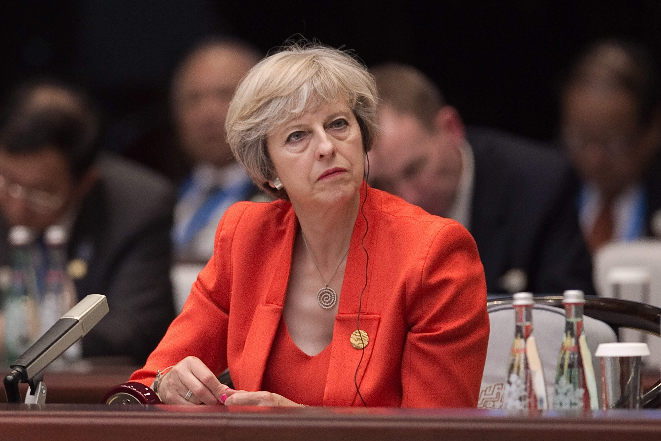 Theresa May still believes in the net migration target. How will she meet it?