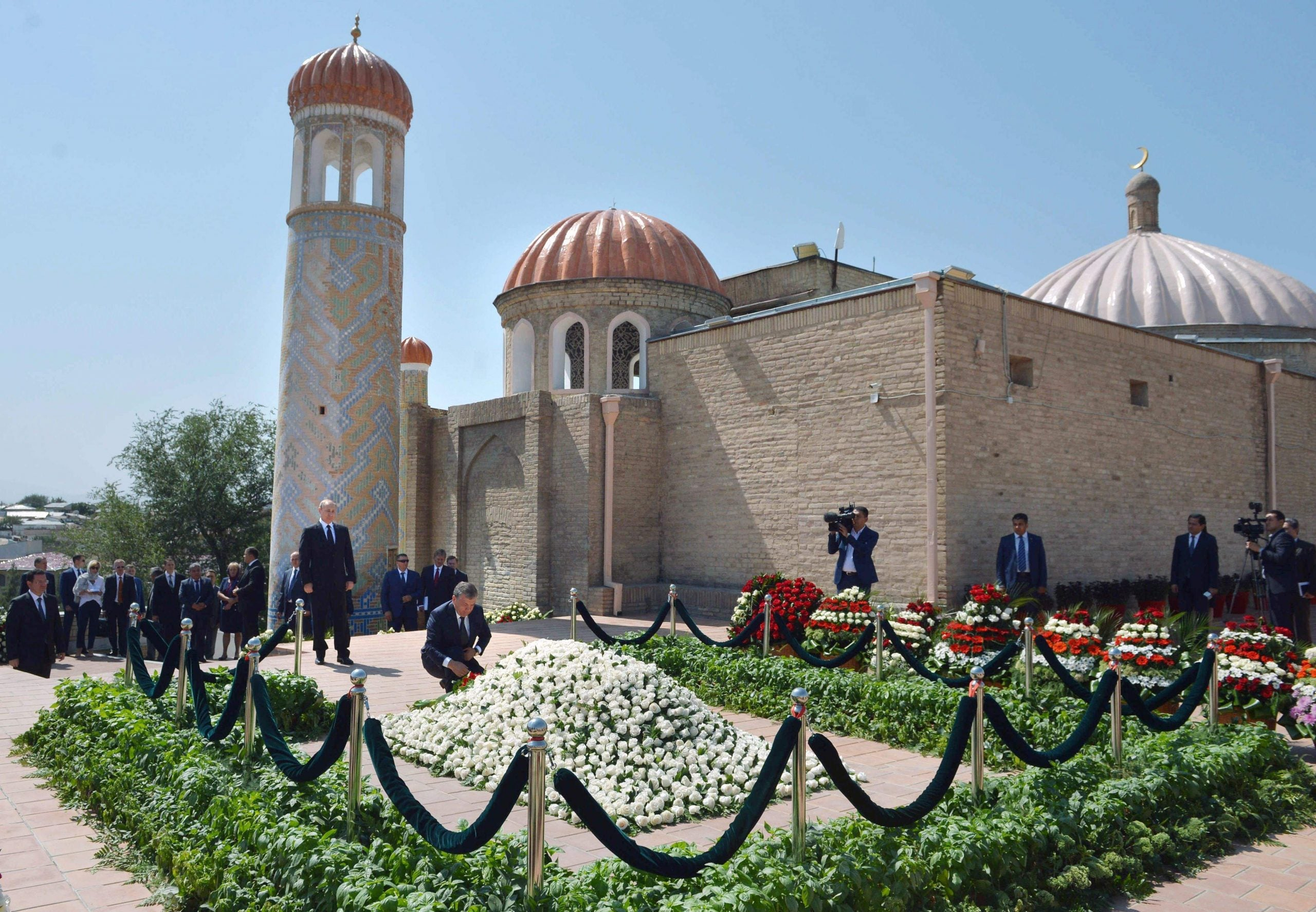 How will central Asia cope with the passing of its independence generation?