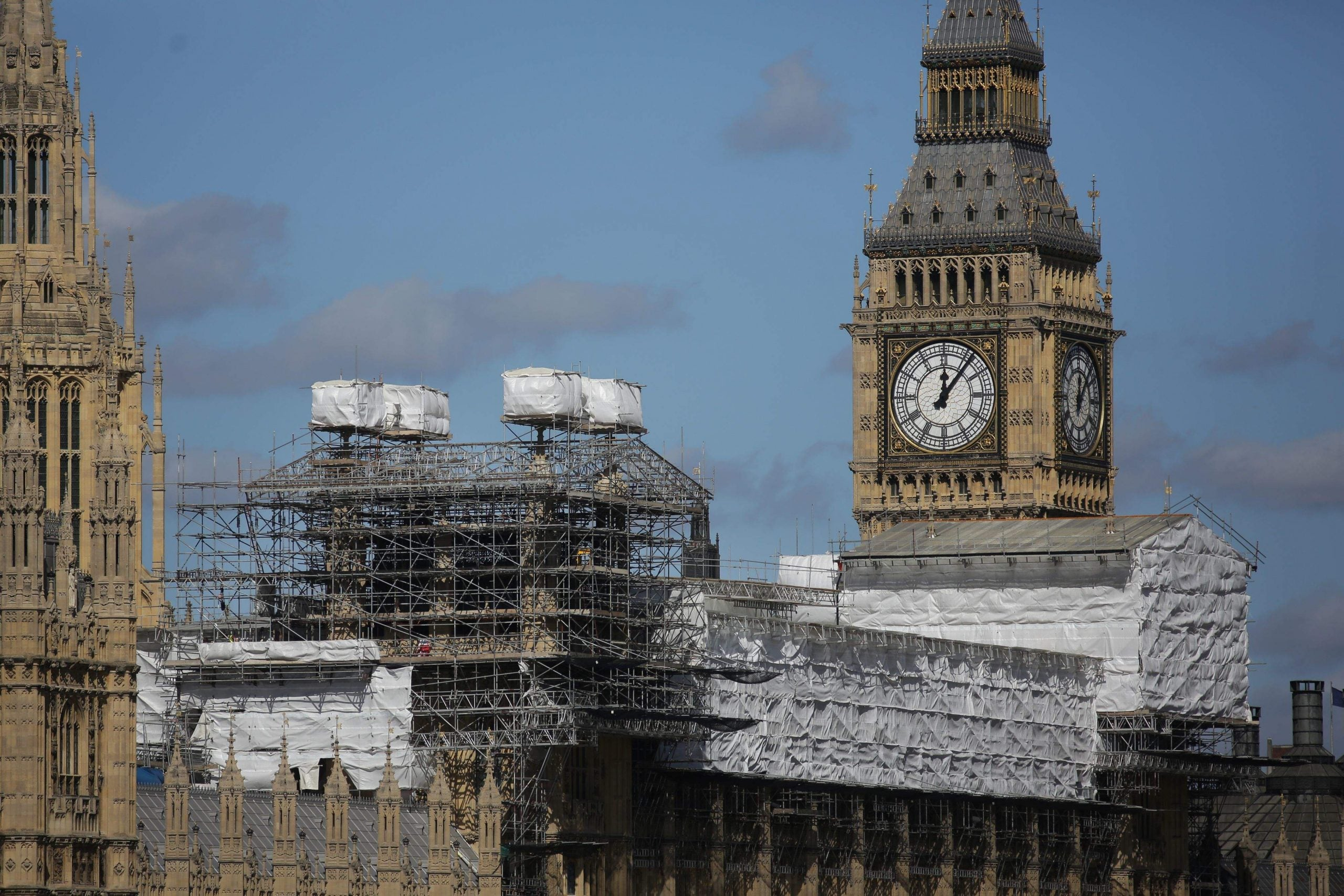 Renovating Parliament is an opportunity that's too big to waste