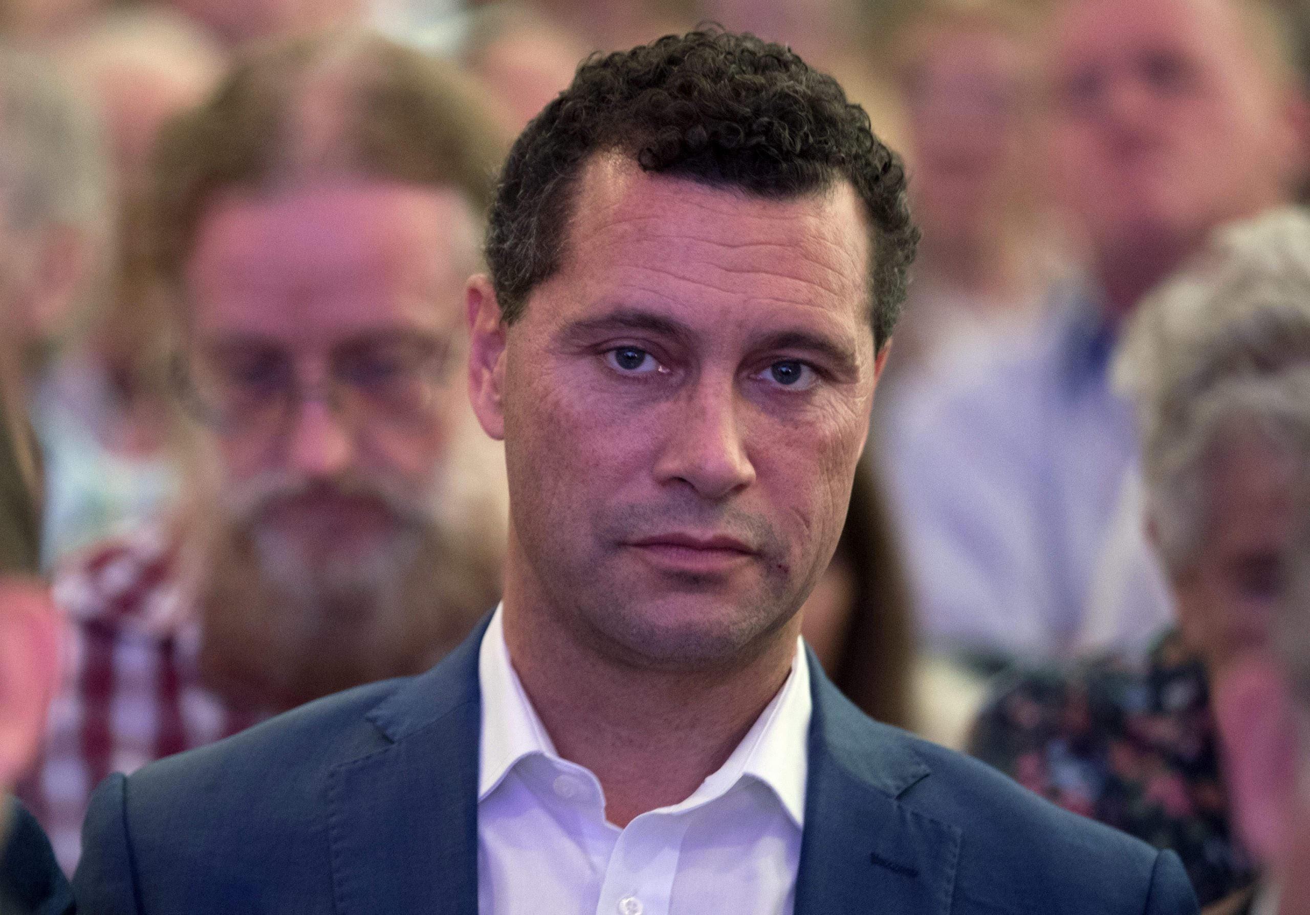 Steven Woolfe's collapse just proves to Brussels that Ukip are Brits abroad