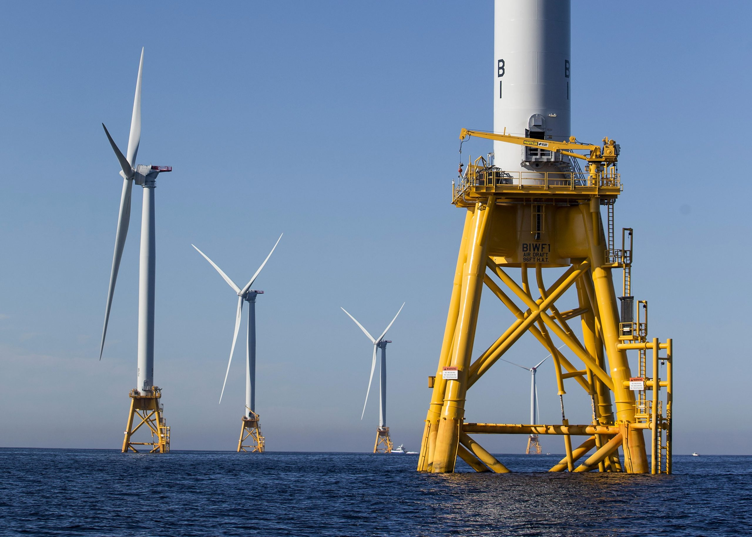 The US has been quietly preparing for a huge expansion in wind power