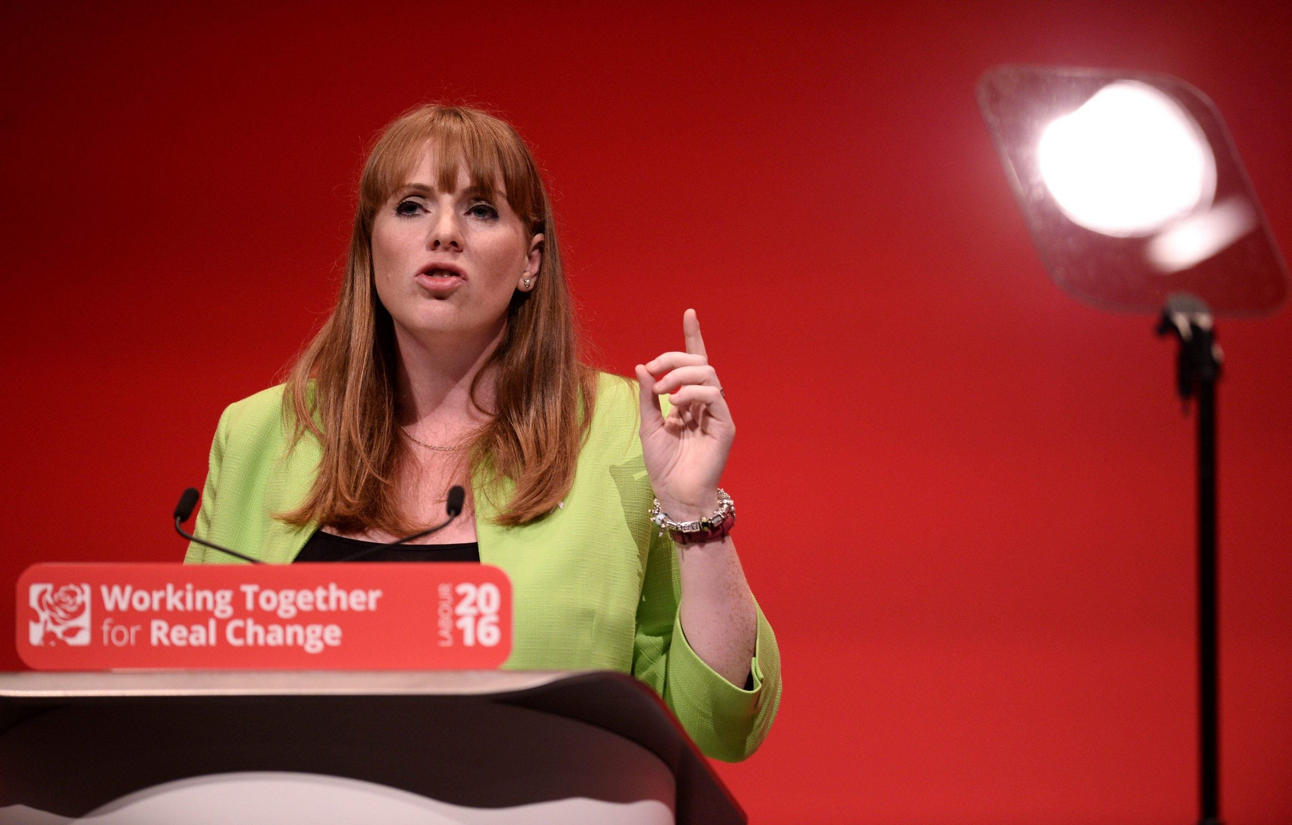 Angela Rayner: Social justice, not merely social mobility, is Labour's priority