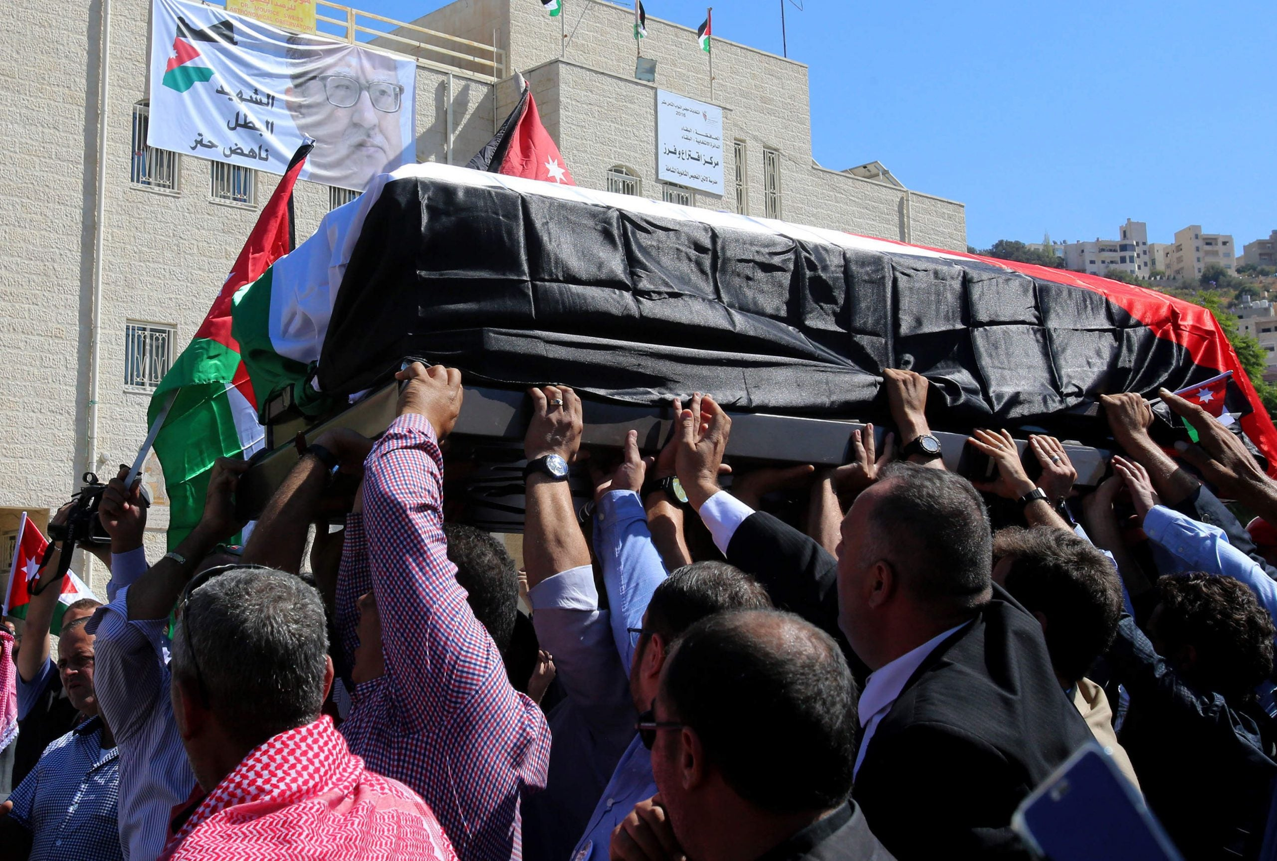 The killing of a journalist in Jordan uncovers extremism in an otherwise stable kingdom
