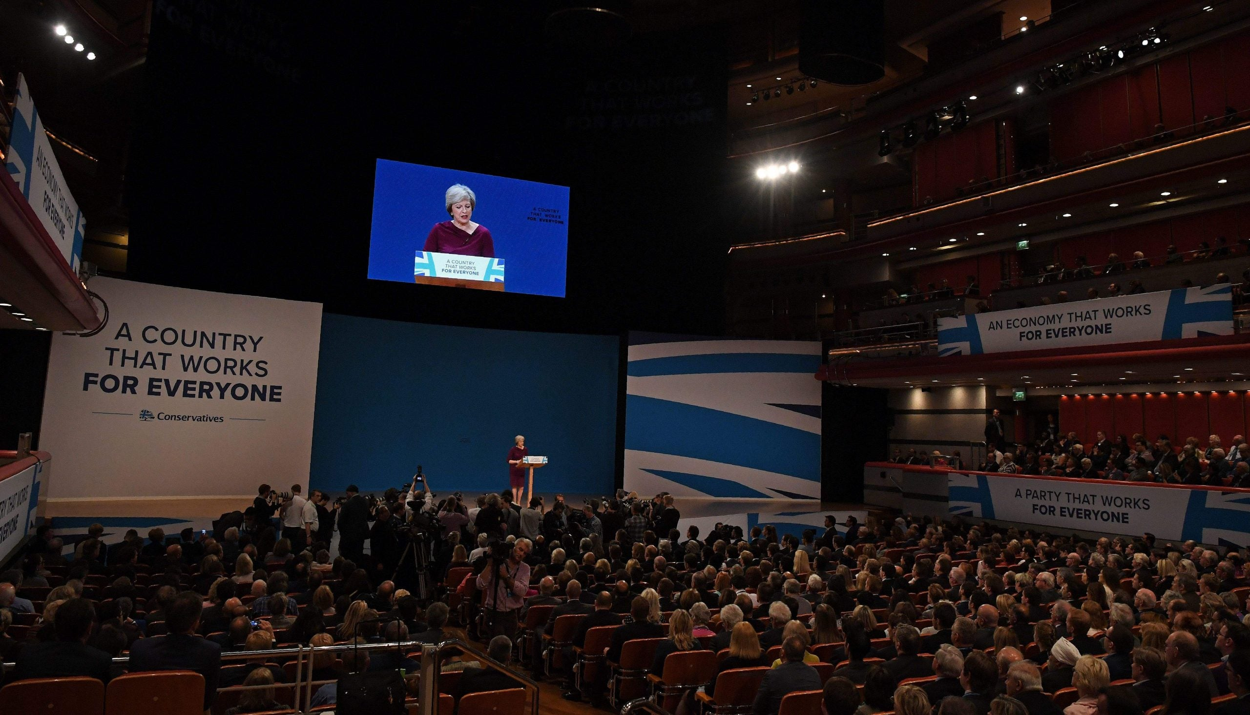 From sovereignty to cities: what we learned at Tory party conference