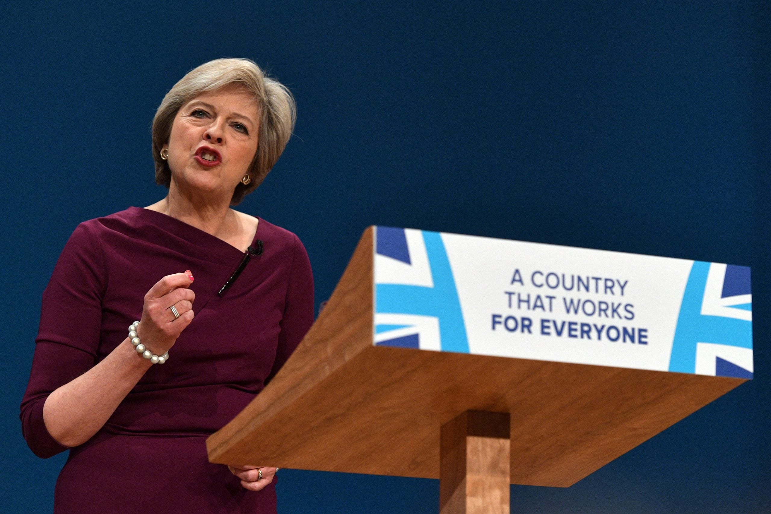 The Tories' grip on power will remain tenuous while Theresa May refuses to groom a successor