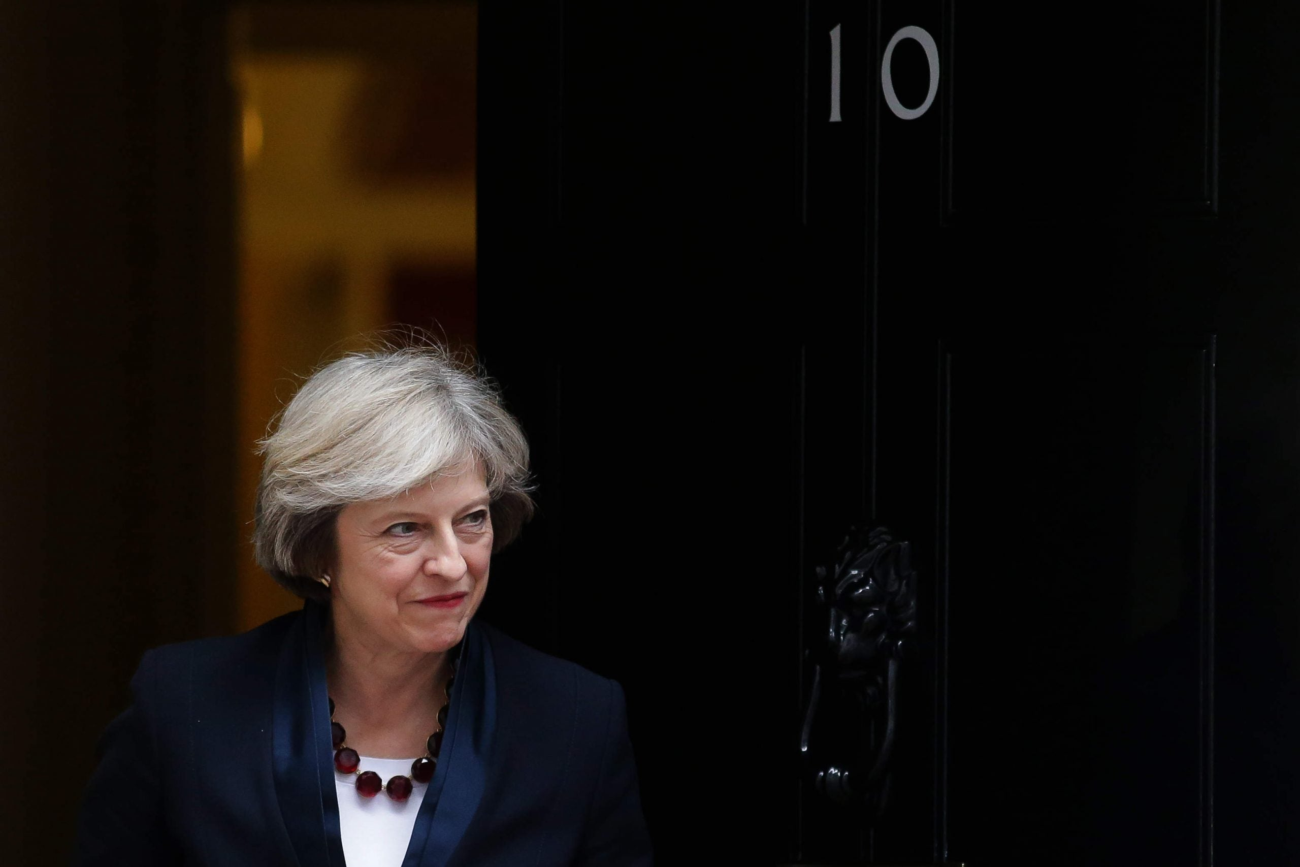 """Theresa May's """"hard Brexit"""" will be softer than it looks"""