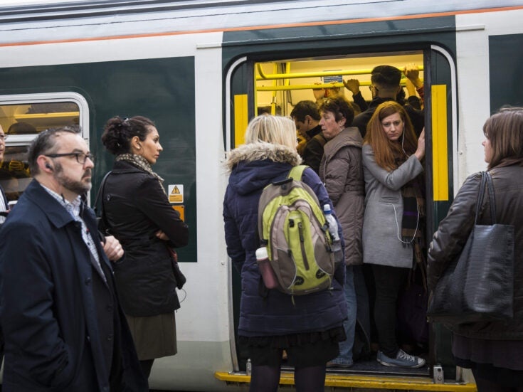 """The DWP is claiming a three-hour daily commute """"could be fun"""""""