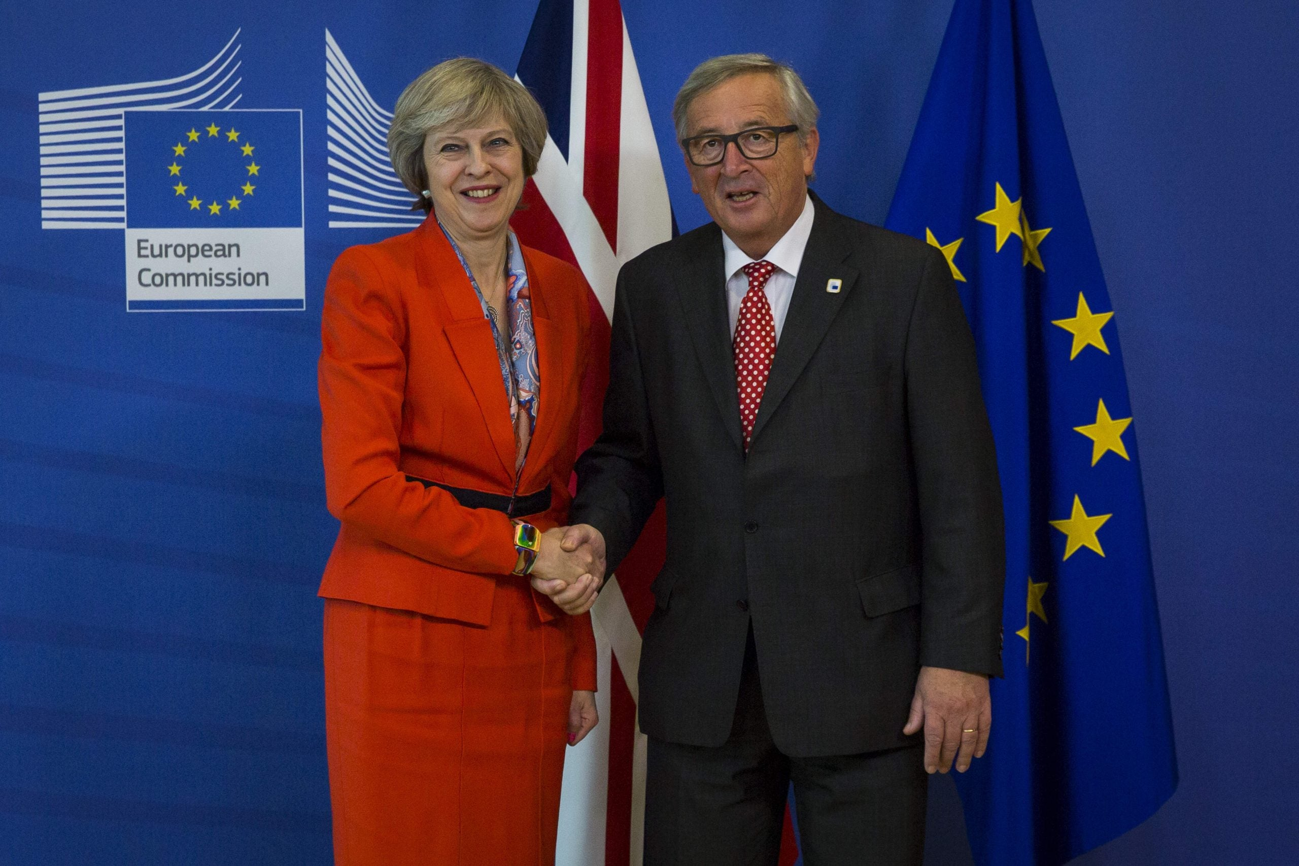 """From hard to soft to the """"people's Brexit"""": Theresa May's Britain is in one hell of a frightful mess"""