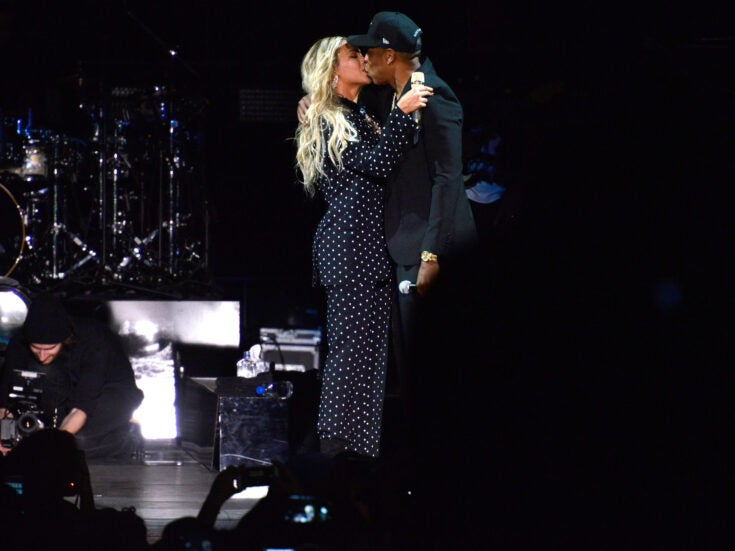 Everything is Love: the joint album from power couple Beyoncé and Jay-Z