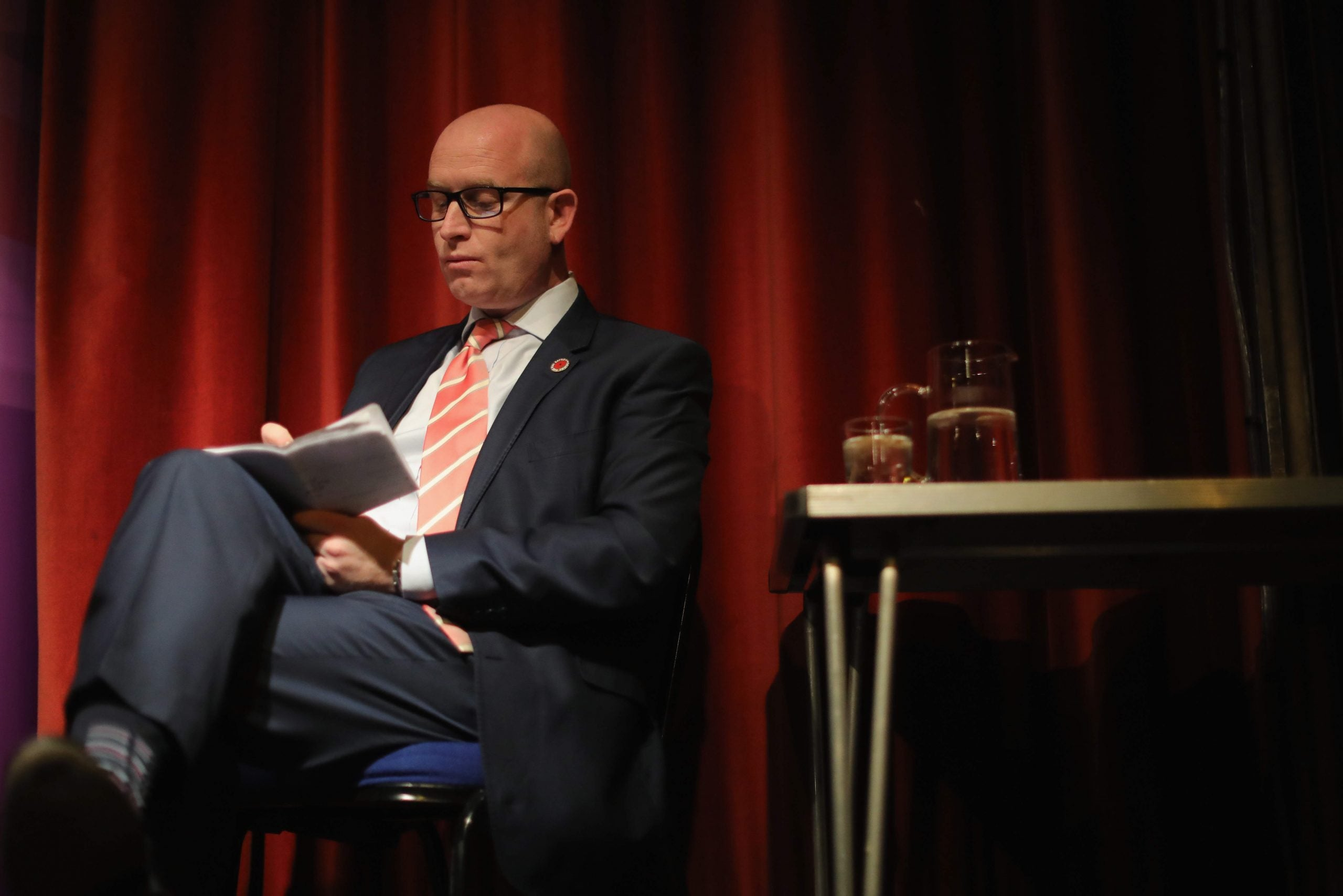 Don't panic – Paul Nuttall as Ukip leader could be the best thing to happen to Labour