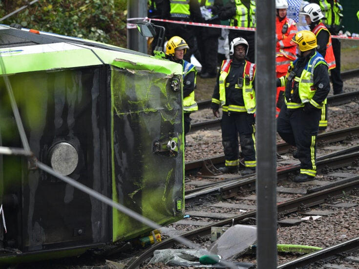 """MPs criticise """"unacceptable"""" tram safety"""