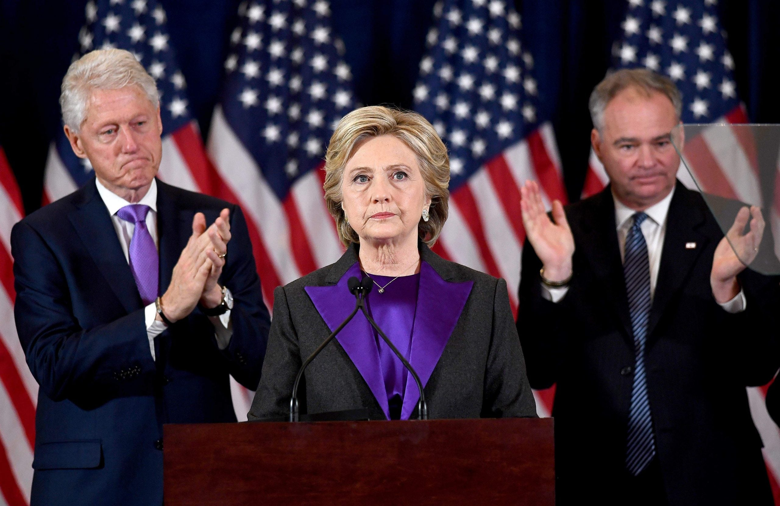 Hillary Clinton deserved to lose