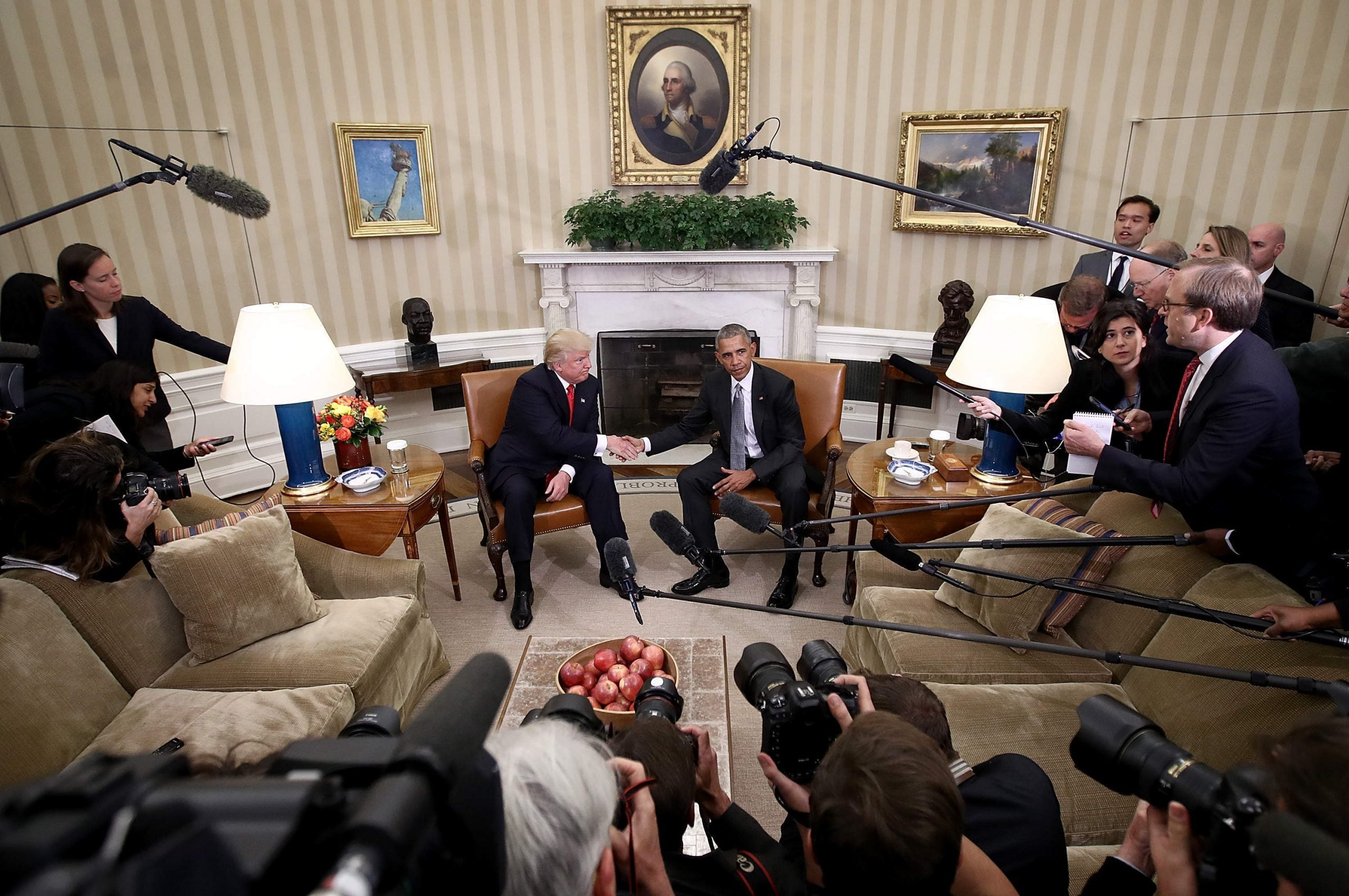 Leader: Trump and the liberal order