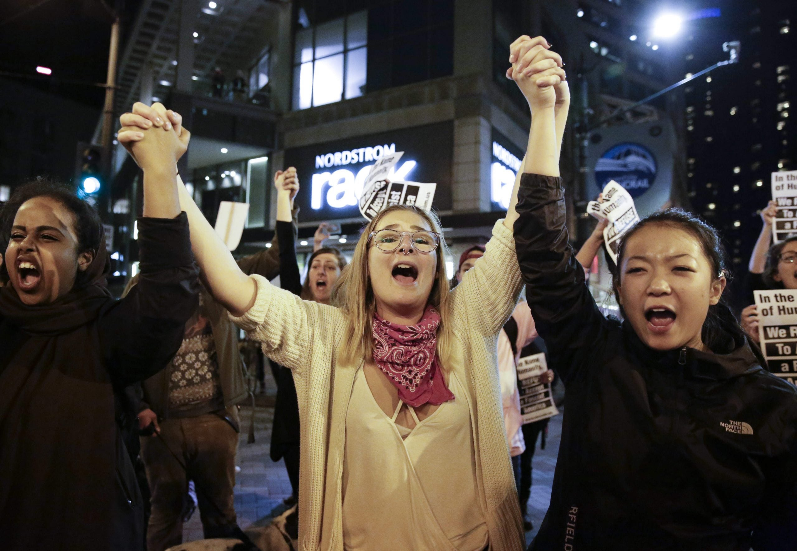 The Women's March against Trump matters – but only if we keep fighting