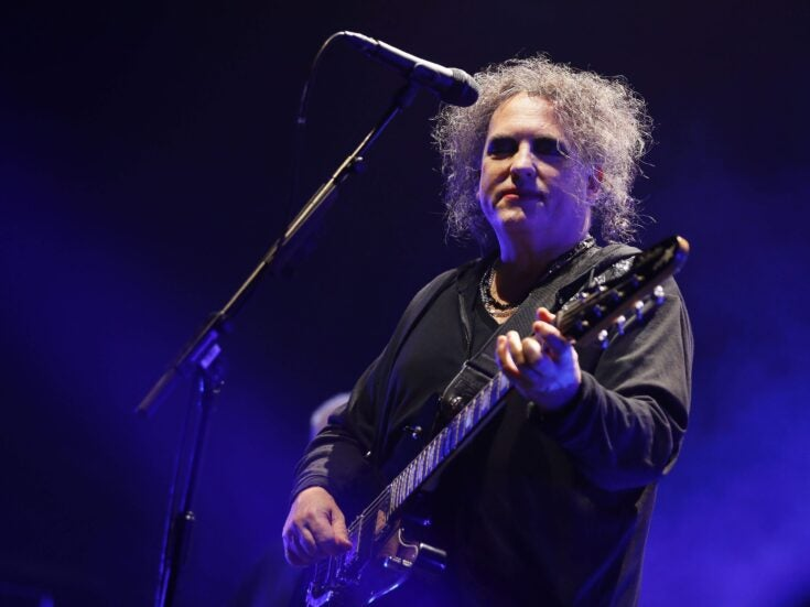 Killing an Arab: The Cure try to reclaim their most controversial single