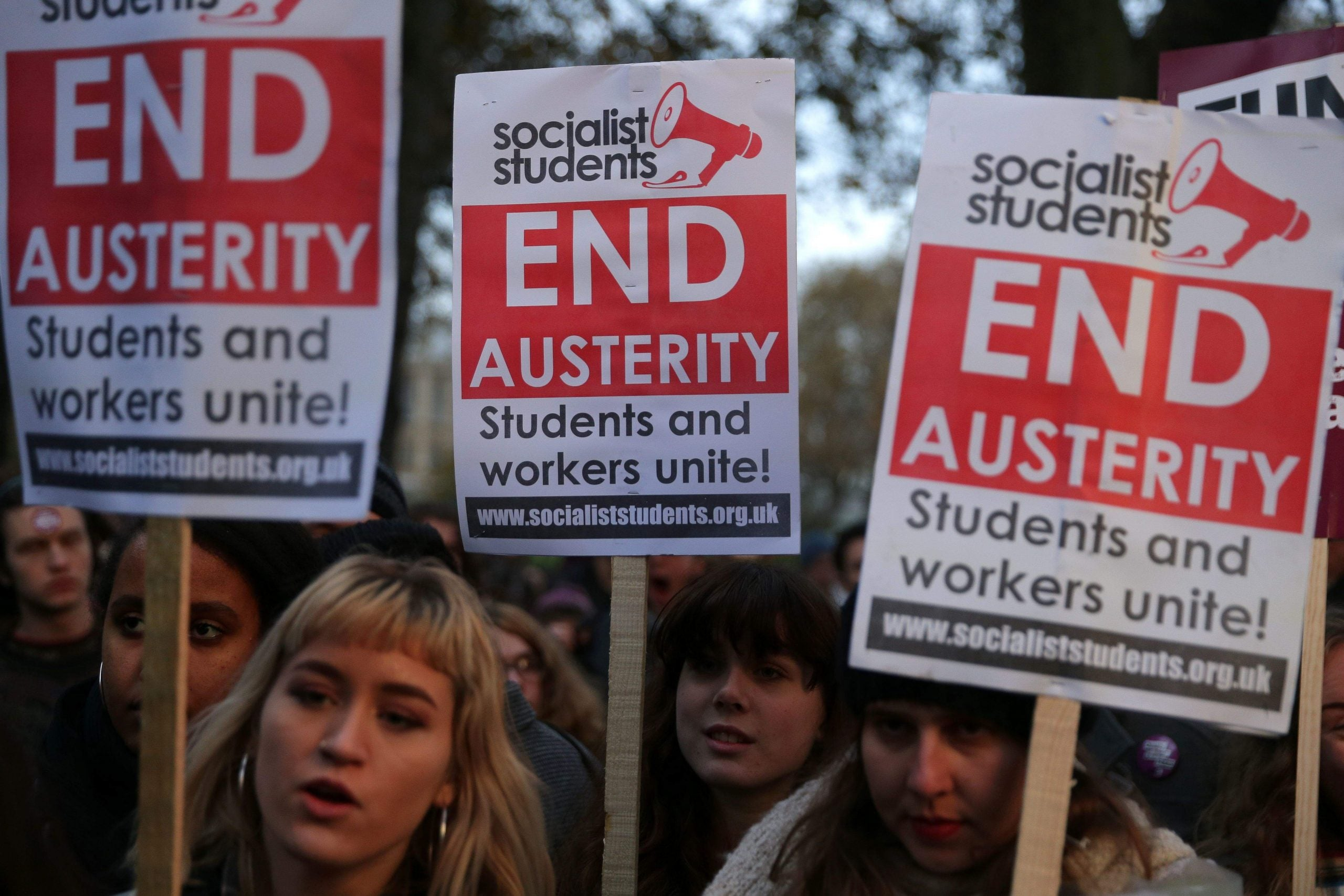 General election 2017: Why don't voters get more angry about public spending cuts?